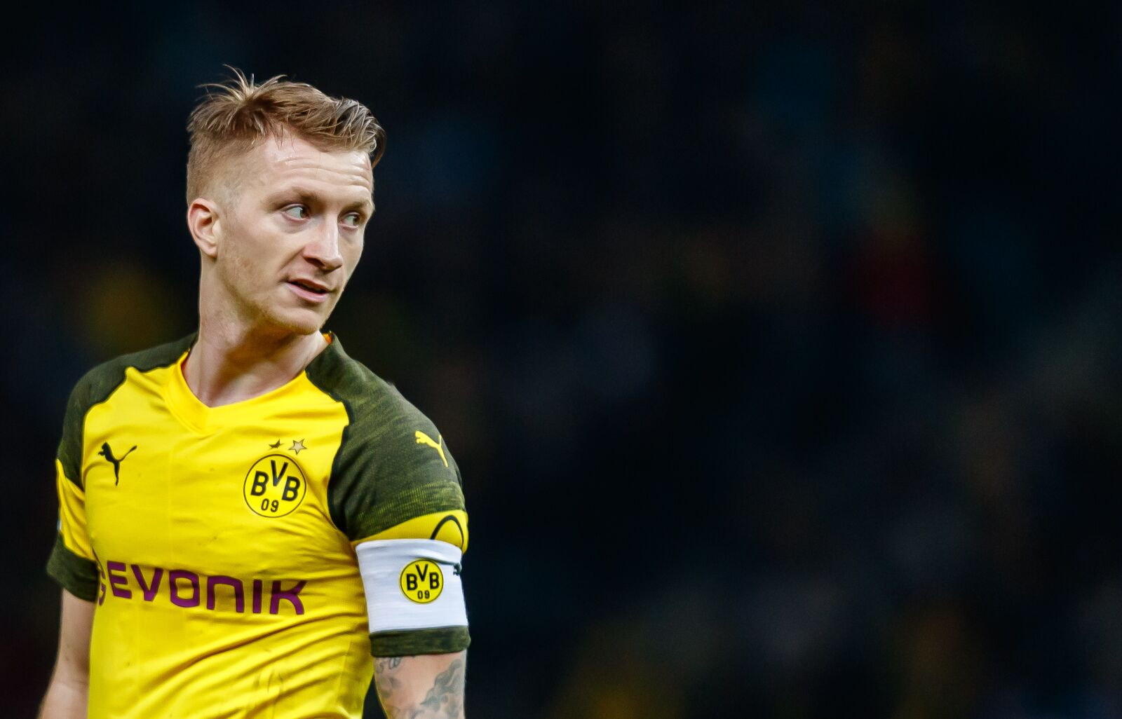 Michael Zorc expects Marco Reus to end career at Borussia Dortmund