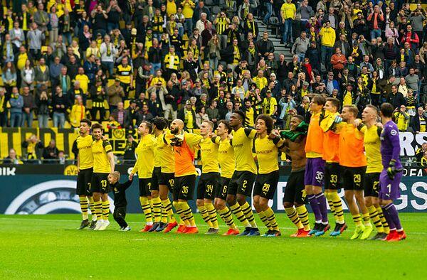 Image result for Borussia Dortmund football club 2018-19 season