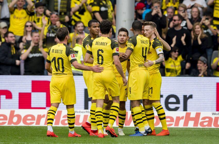 Player Ratings: Marco Reus stars as Borussia Dortmund thrash SC Freiburg