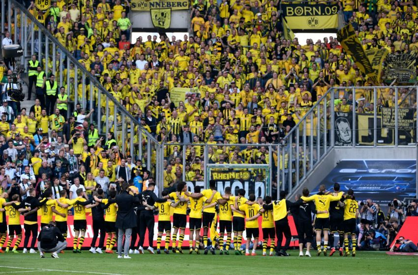 Player Ratings: Borussia Dortmund end season with 2-0 win over Borussia Monchengladbach