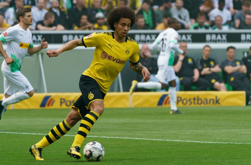 Borussia Dortmund 2018/2019 Player Ratings: Midfielders