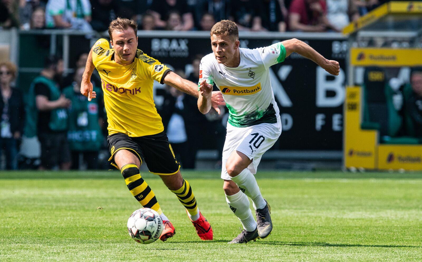 Borussia Dortmund sign Thorgan Hazard for 25 million euros