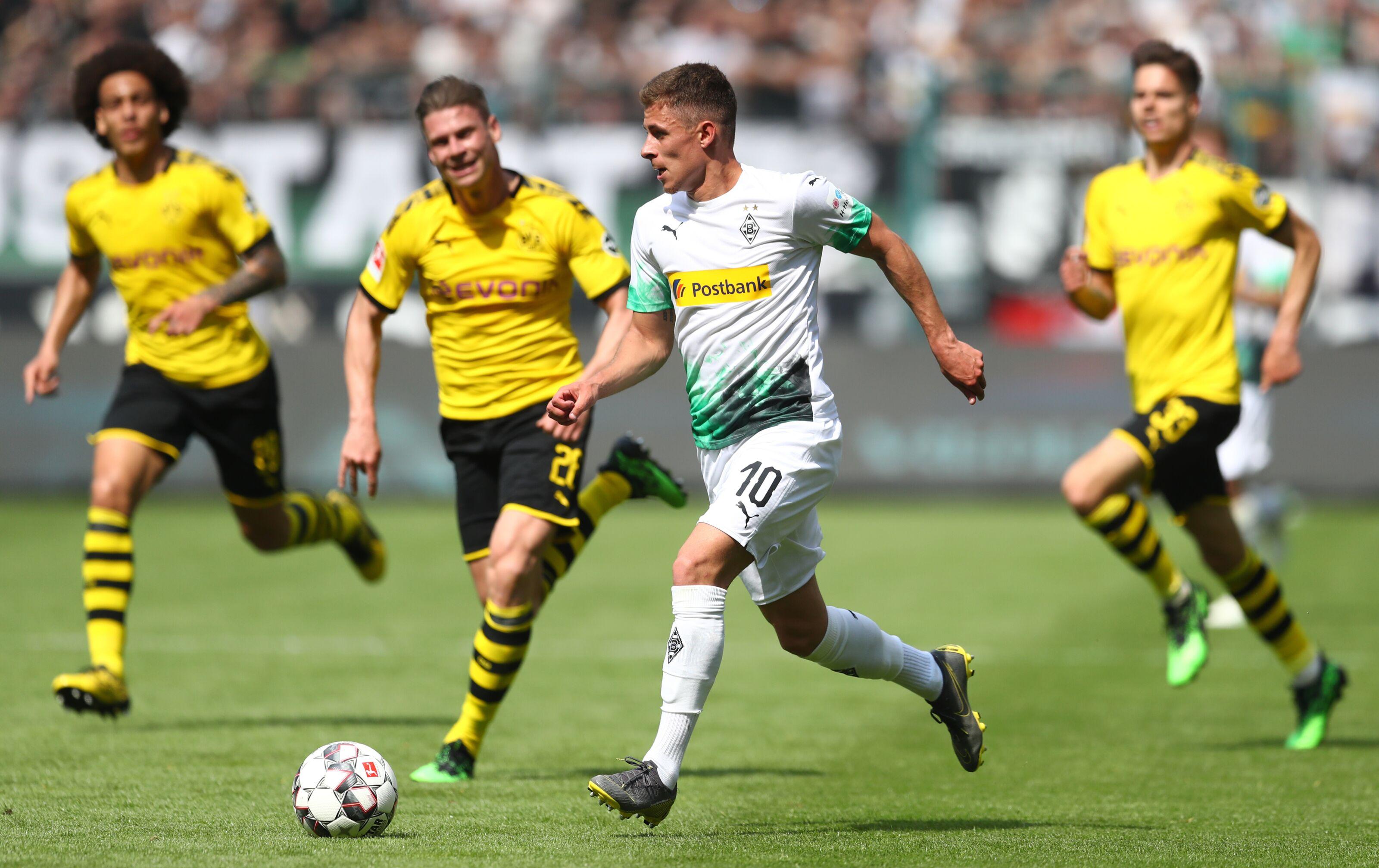 Scout report on new Borussia Dortmund signing Thorgan Hazard
