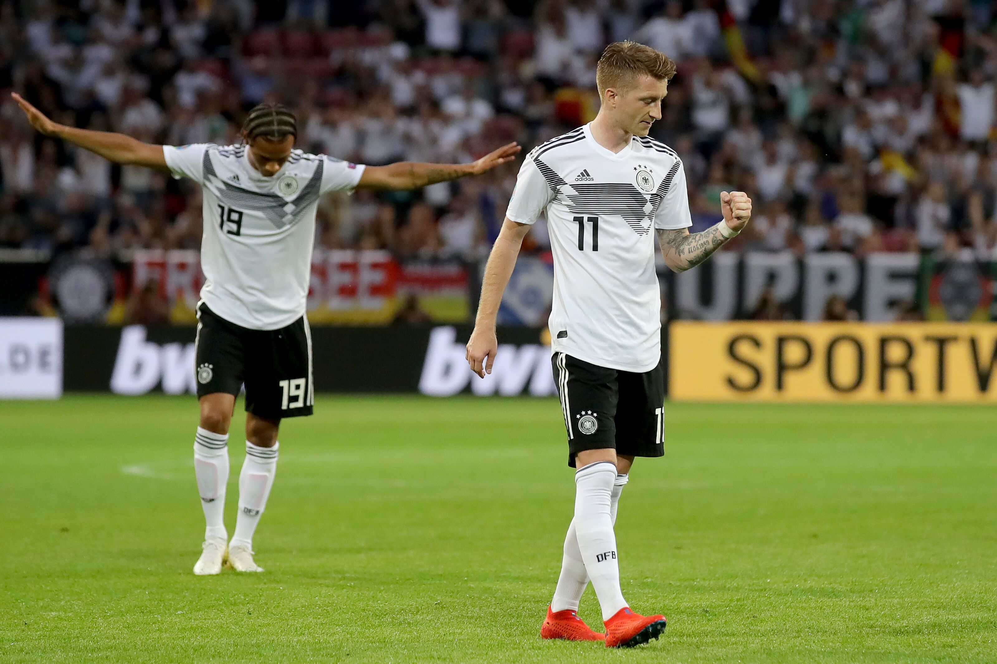 International round up: How did Borussia Dortmund players fare on International duty