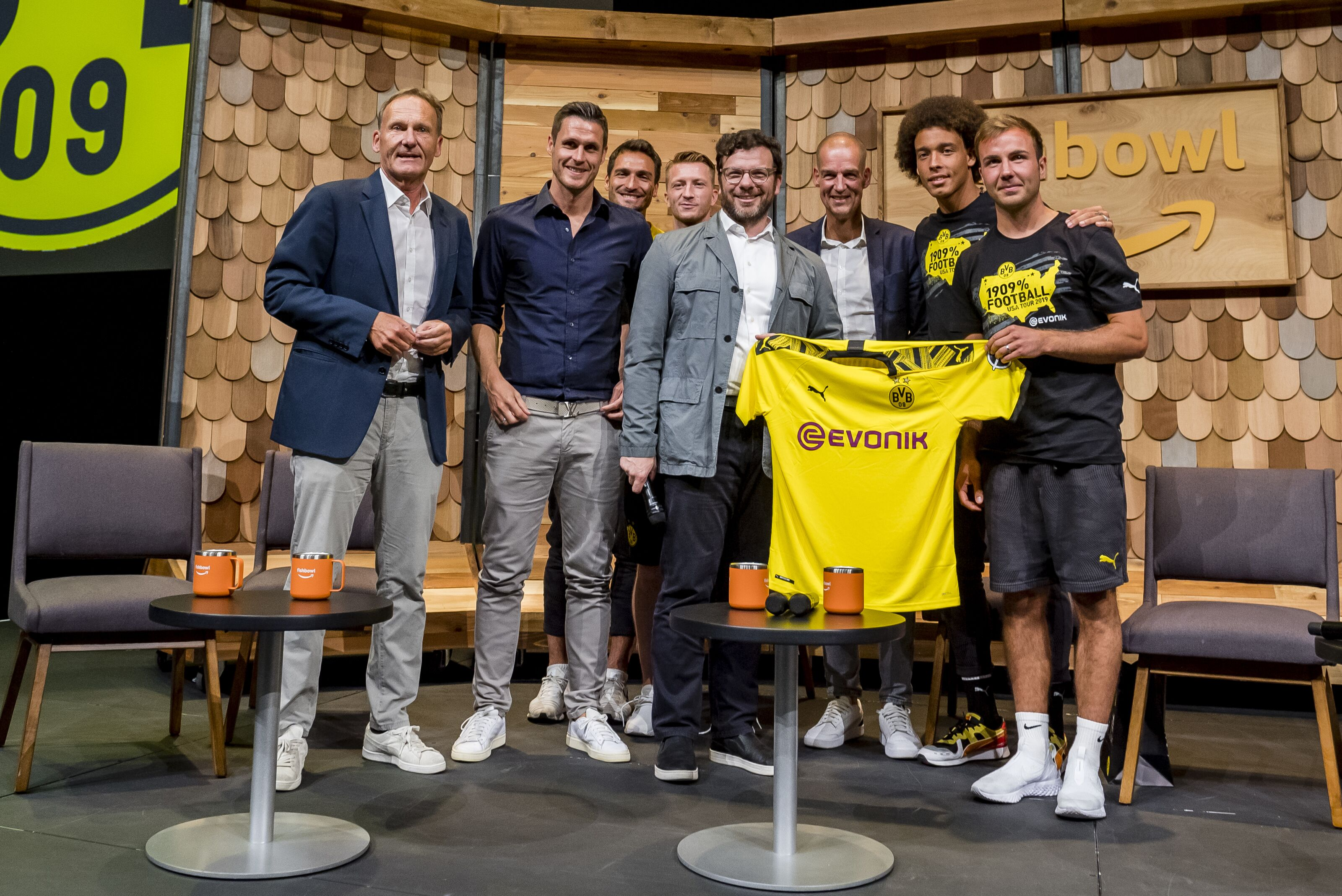 Inside Borussia Dortmund: What we learned from the third episode of the Amazon Prime documentary