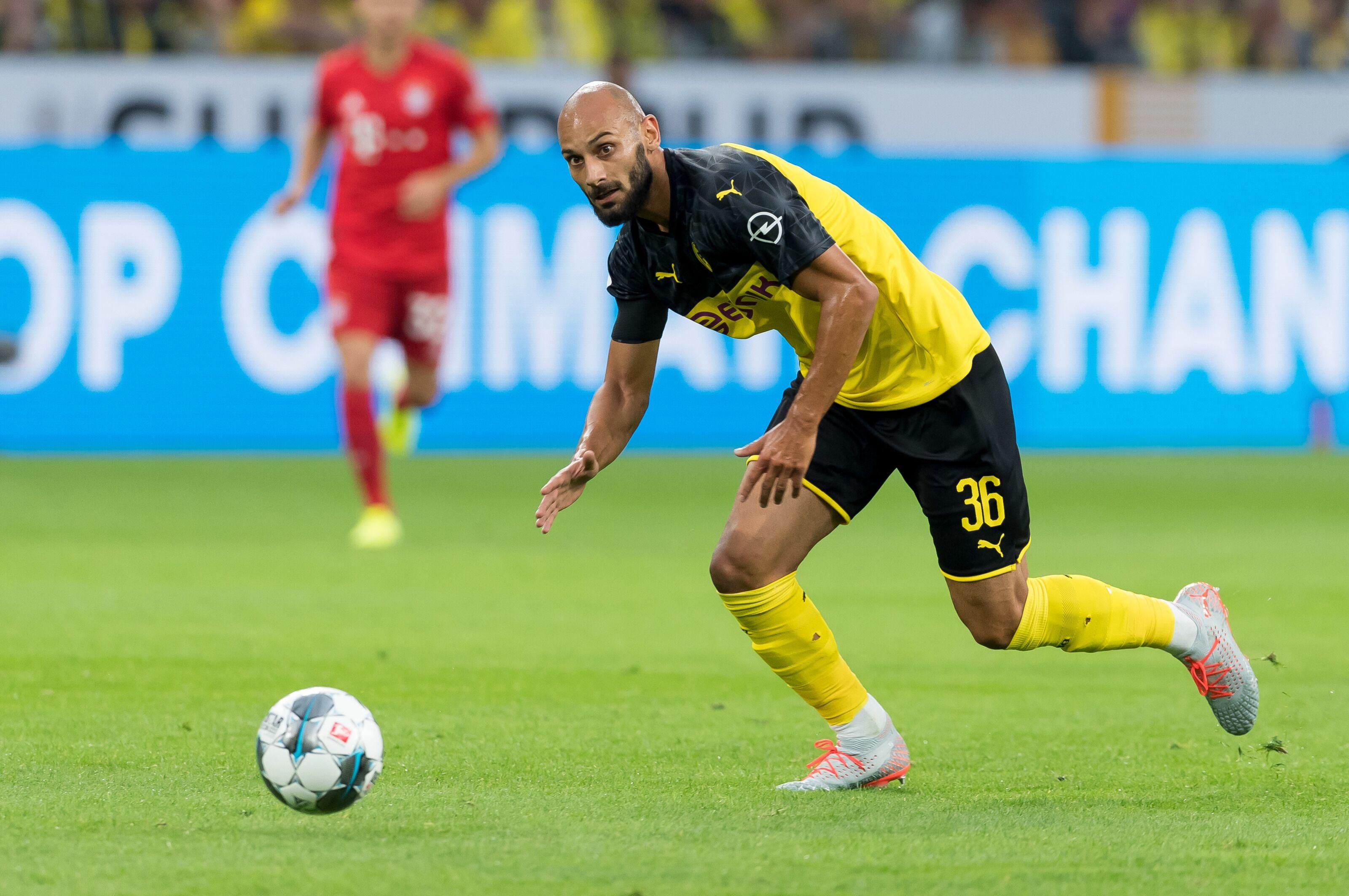 Werder Vs Dortmund