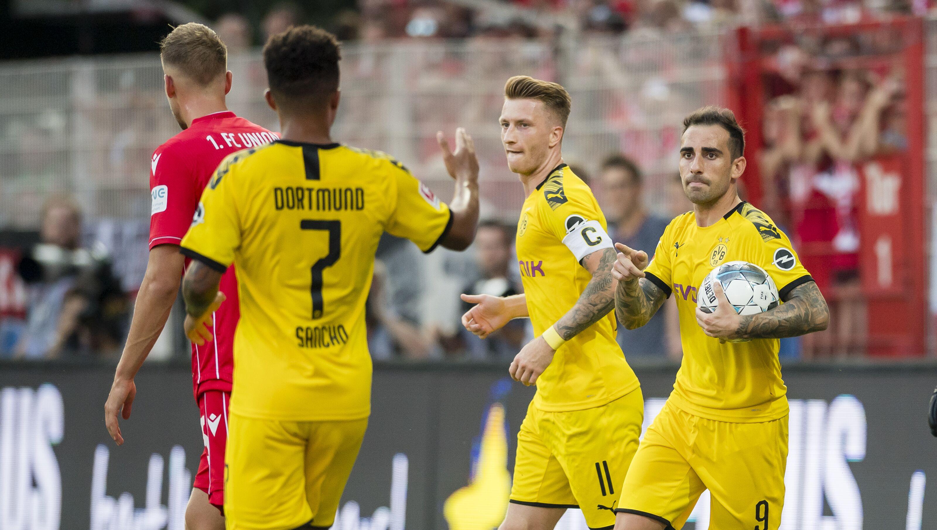 Bayer Leverkusen BoruГџia Dortmund