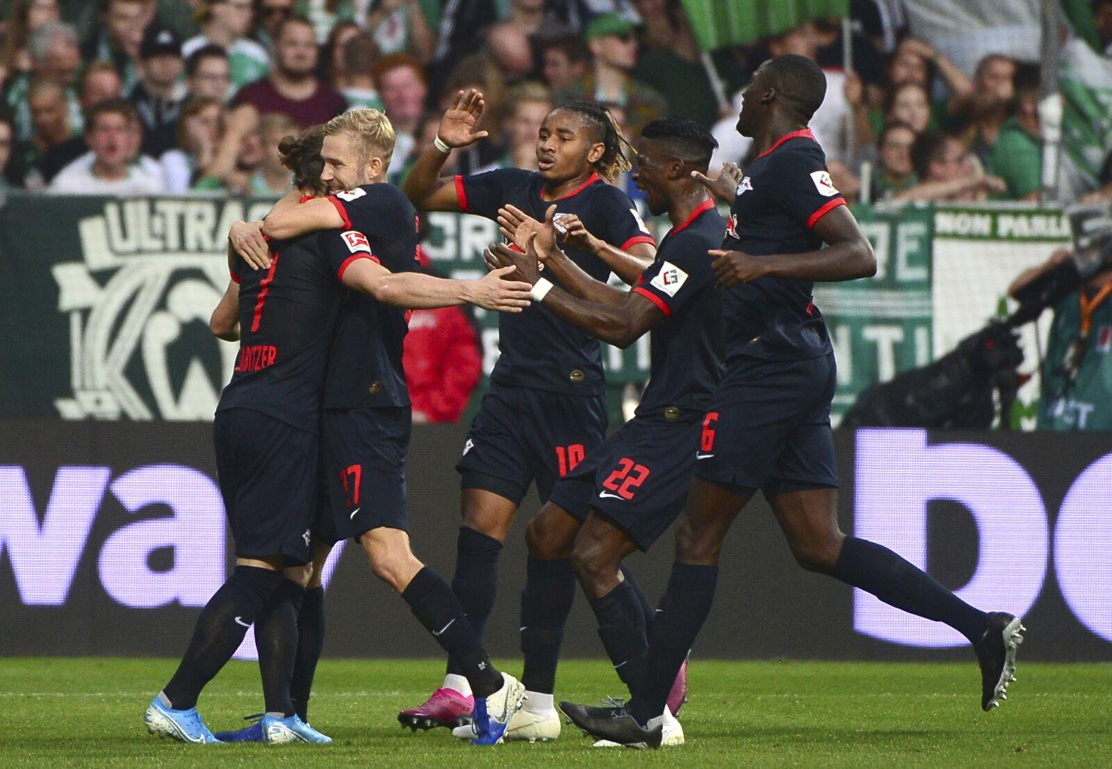 Bundesliga Roundup: Bayern, Leipzig enjoy dominant wins