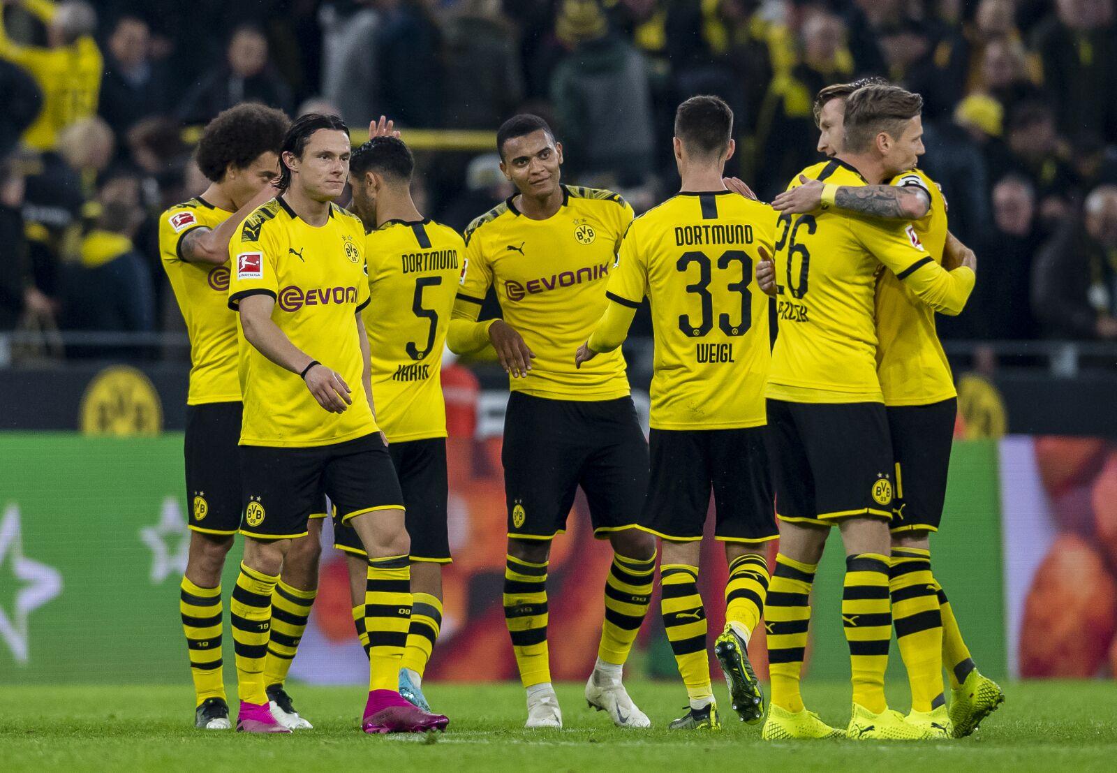 Bundesliga Roundup: Borussia Dortmund return to winning ways, Bayern concede last gasp equaliser