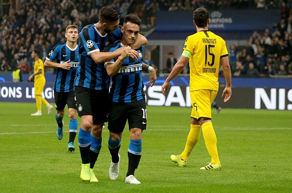 Image result for inter dortmund