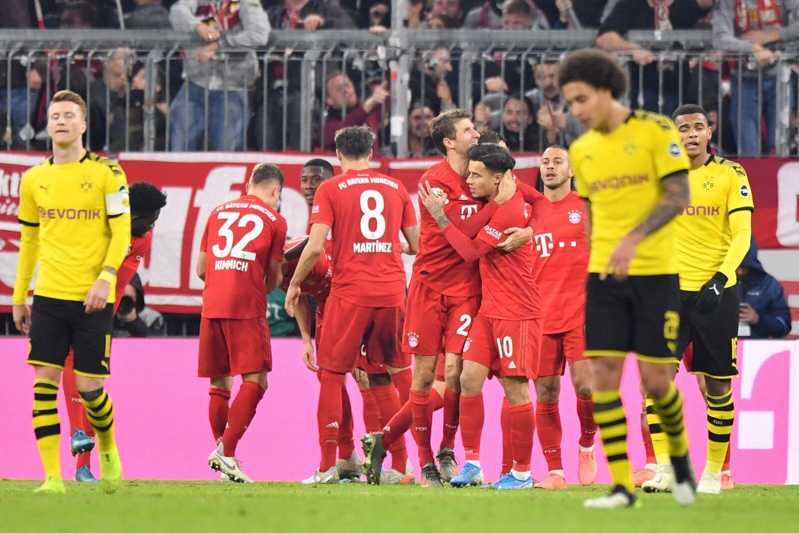 Bayern & Dortmund Interested in Signing Milan Full Back as ...  |Bayern-dortmund
