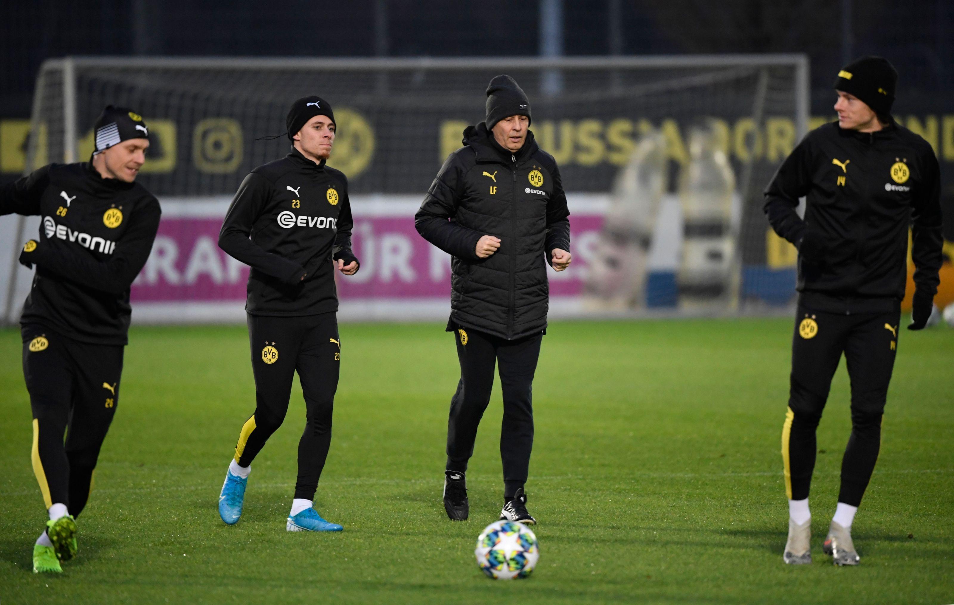 How to watch Borussia Dortmund vs Slavia Praha: Live Stream, TV Channel for Champions League clash