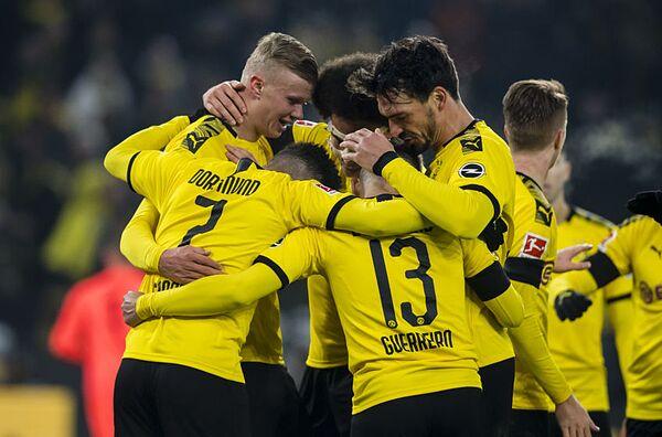 Hasil gambar untuk Borussia Dortmund