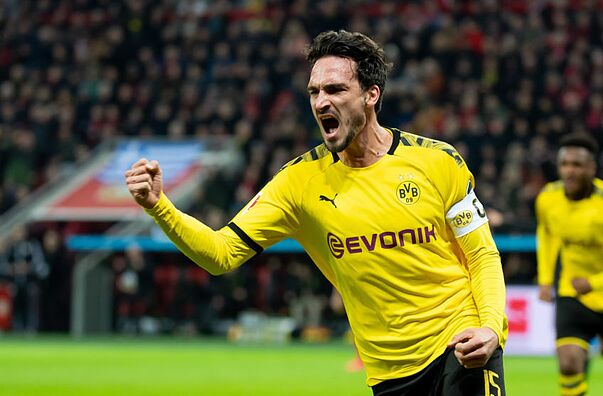 Image result for hummels vs leverkusen
