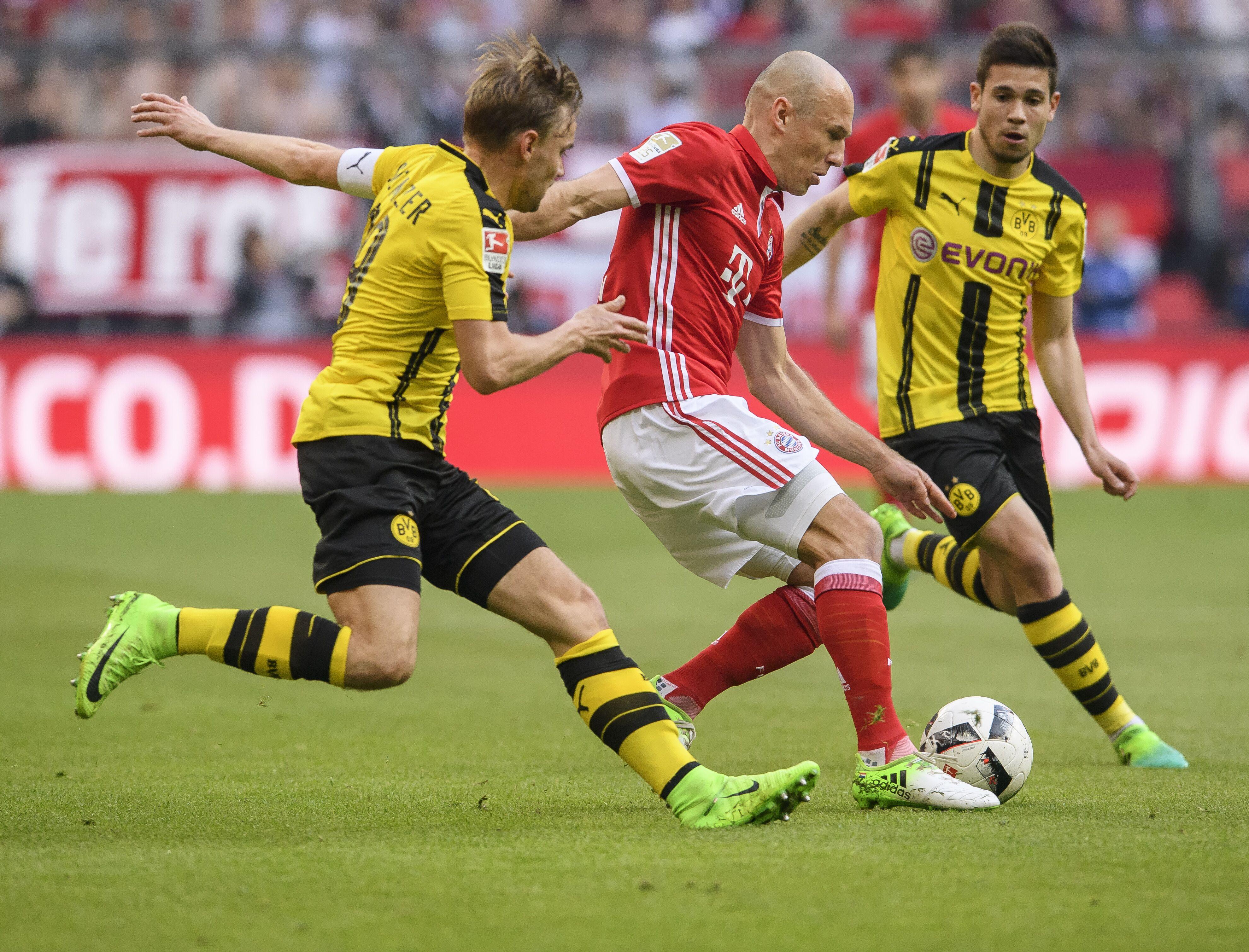 Supercup Bayern Dortmund 2017