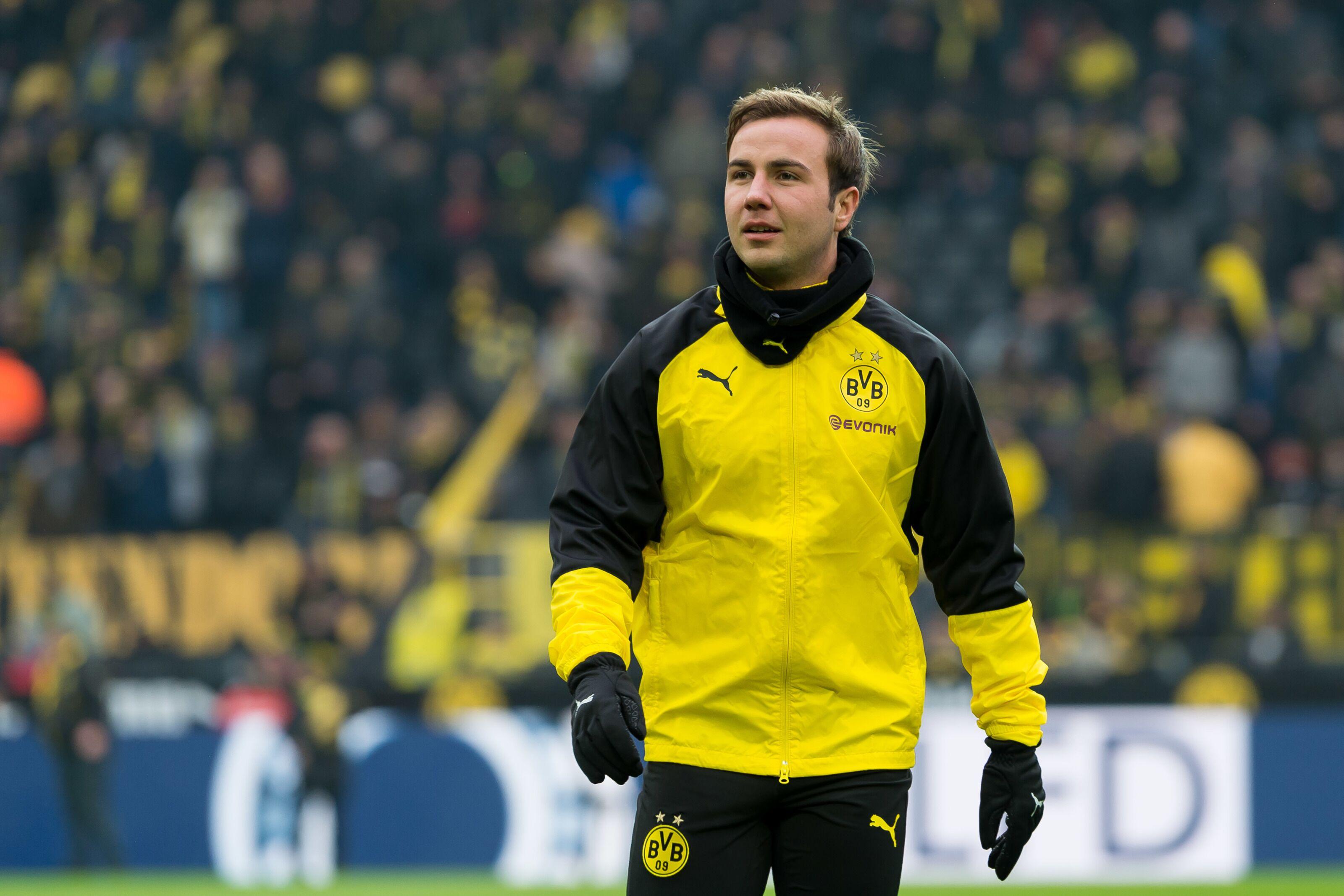 3c63de407a0 Rumor  Arsenal now want Borussia Dortmund playmaker Mario Götze