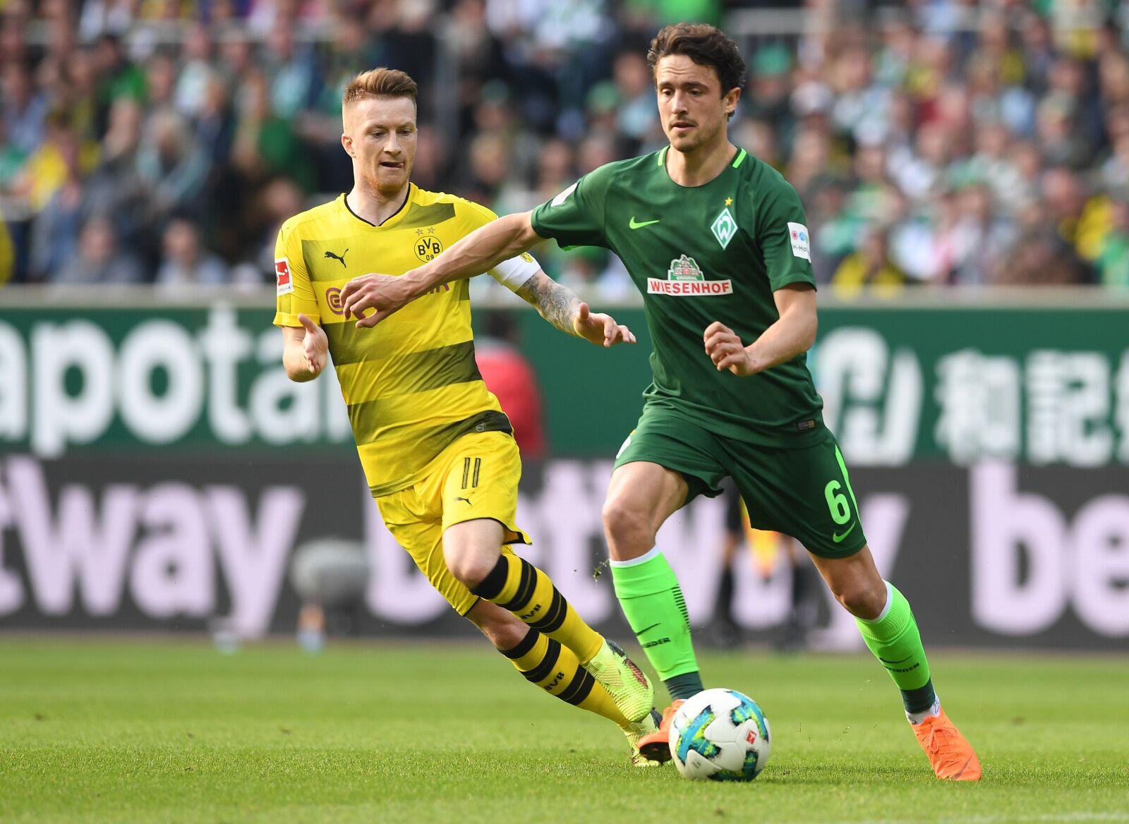 Borussia Vs Werder