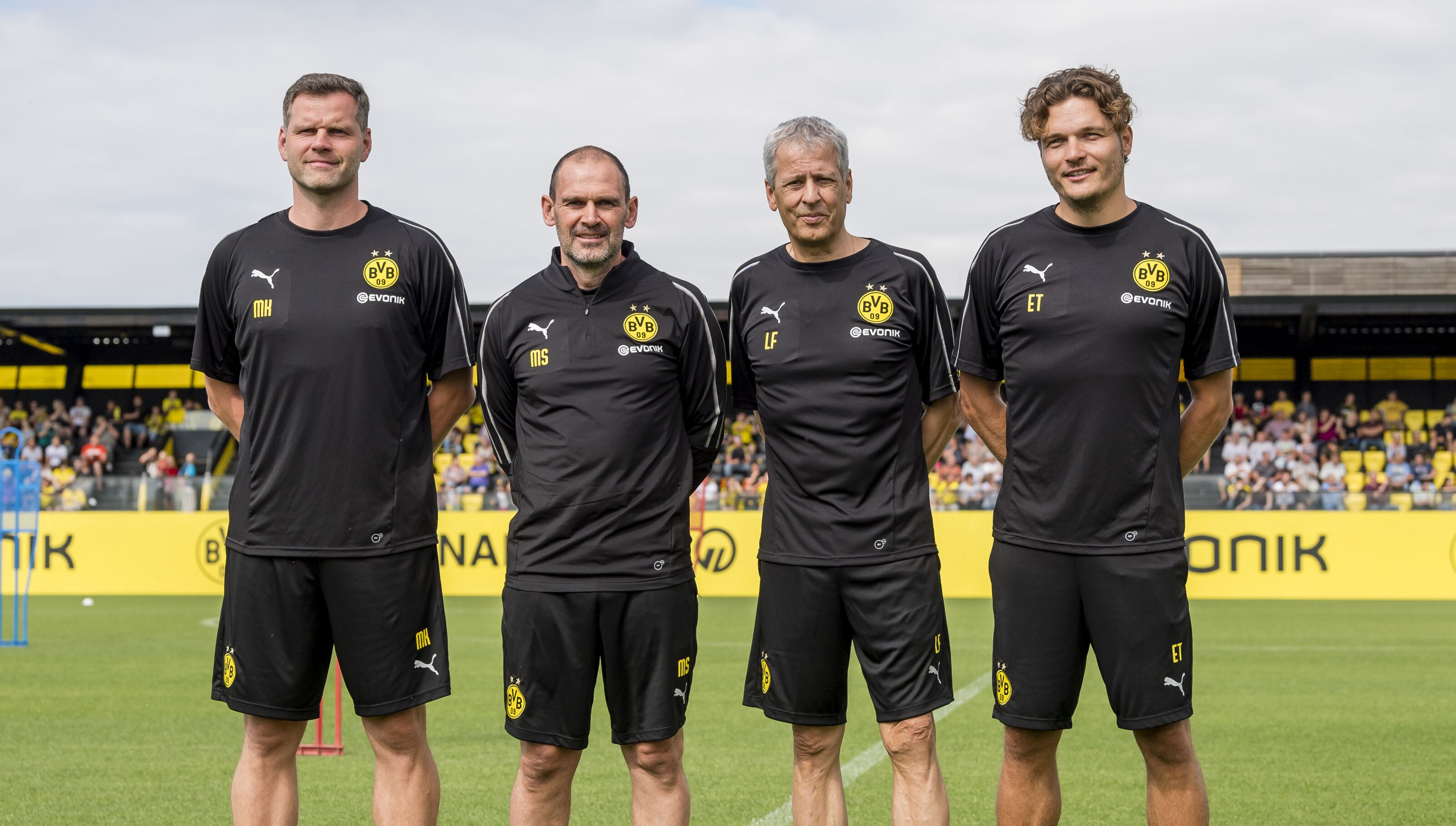 d7b7e4288da Lowdown on Lucien Favre's backroom staff at Borussia Dortmund