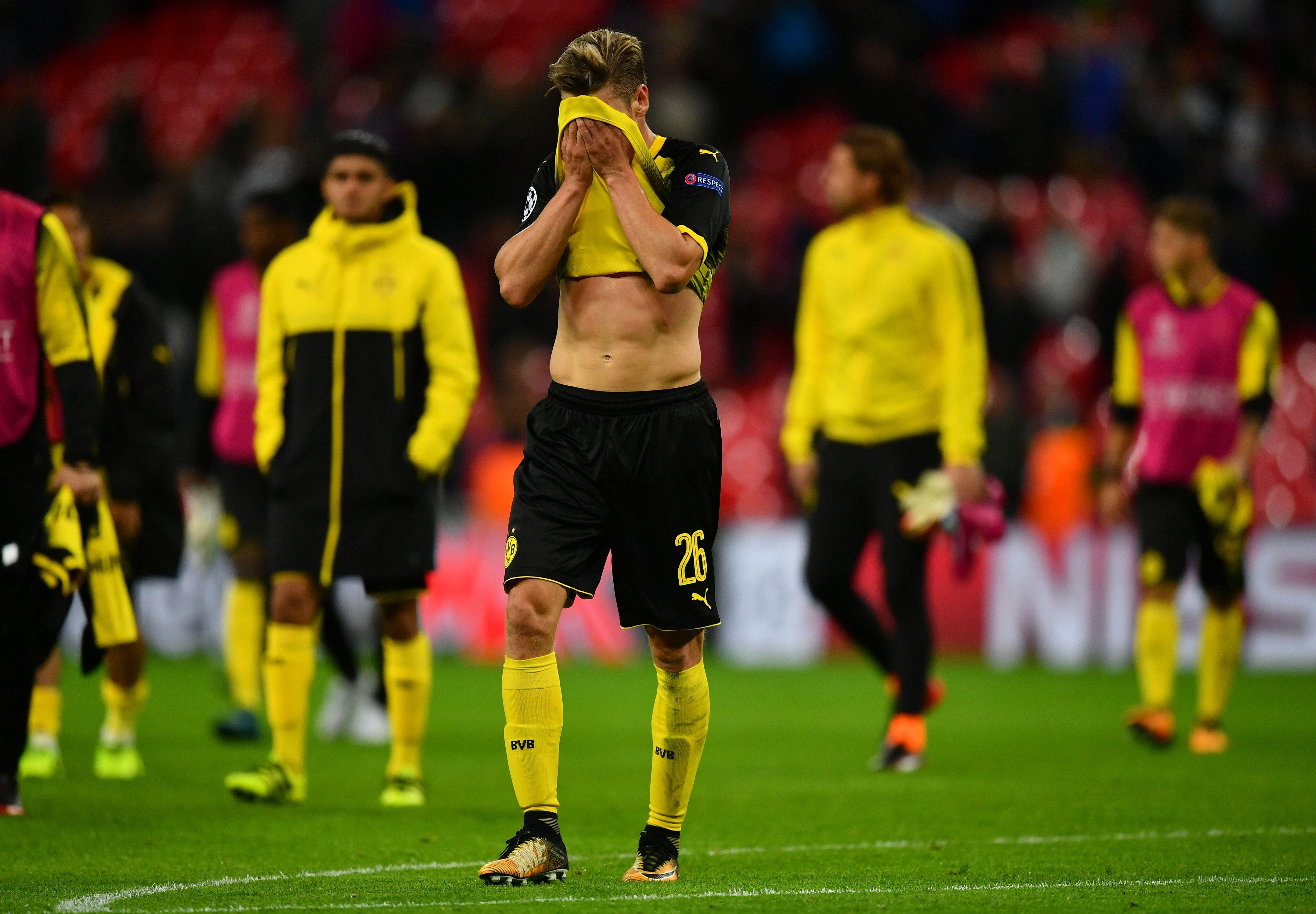 Champions League Dortmund Tv