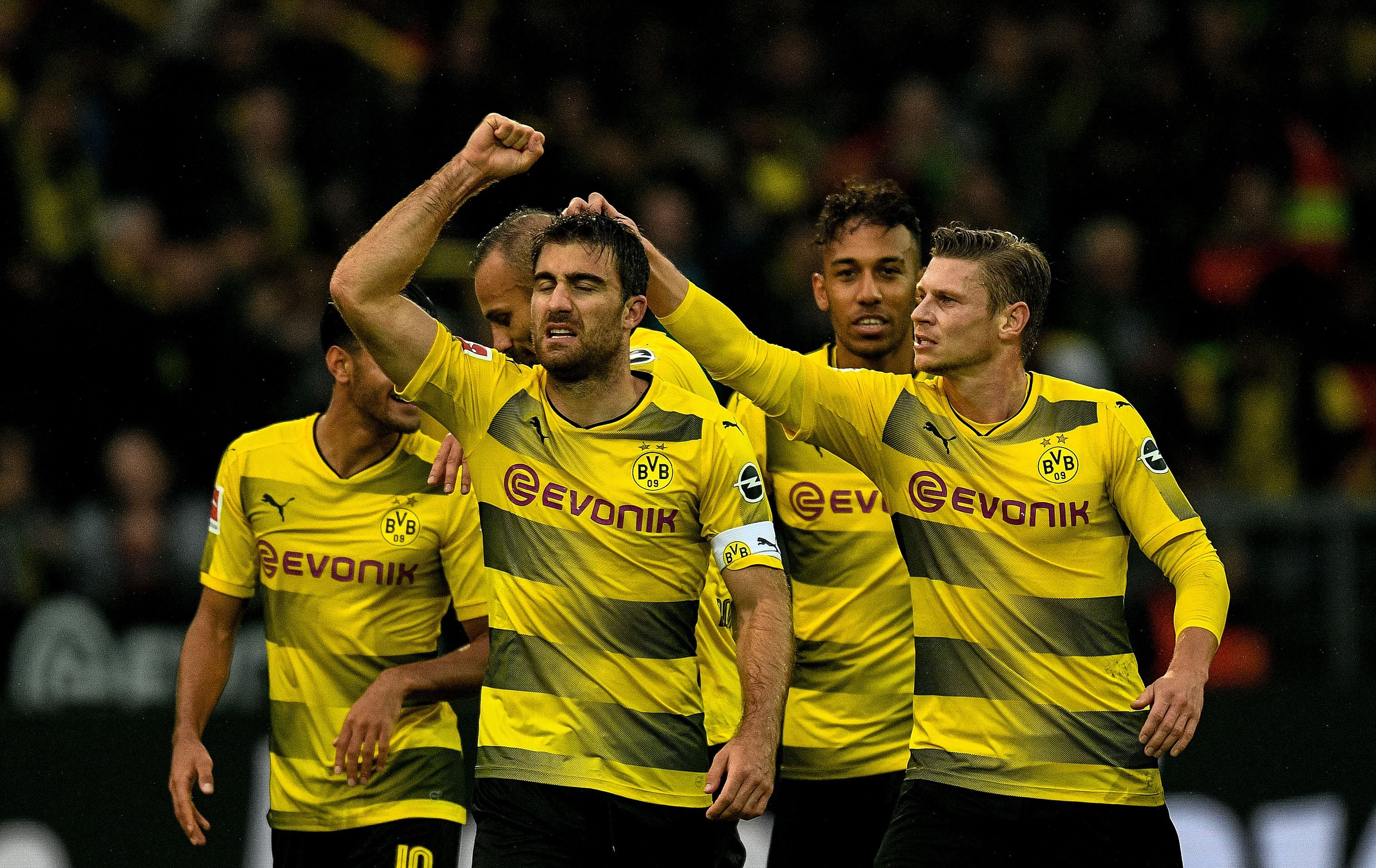 borussia dortmund must take full advantage of the turmoil