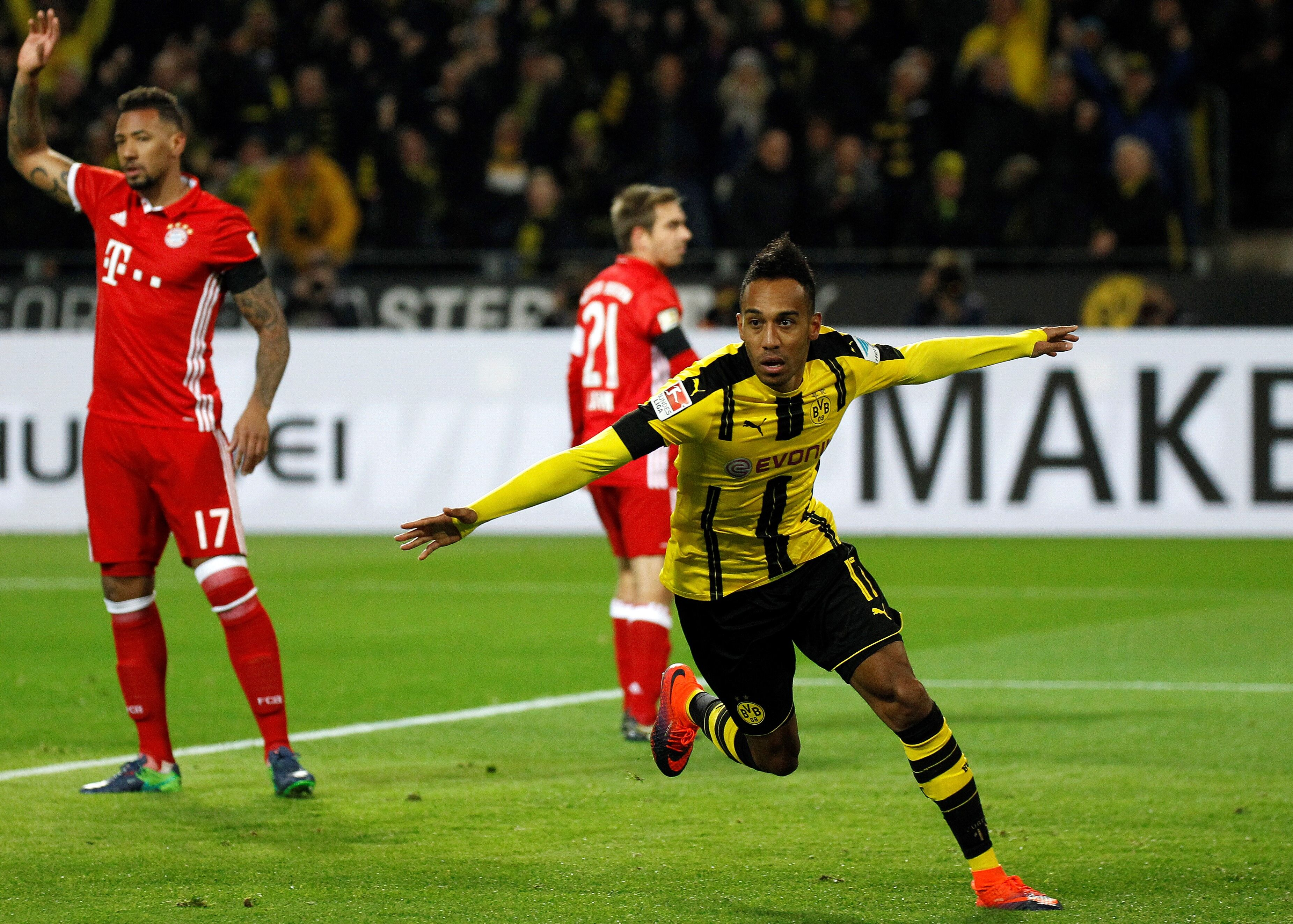 Match preview: Borussia Dortmund vs Bayern Munich