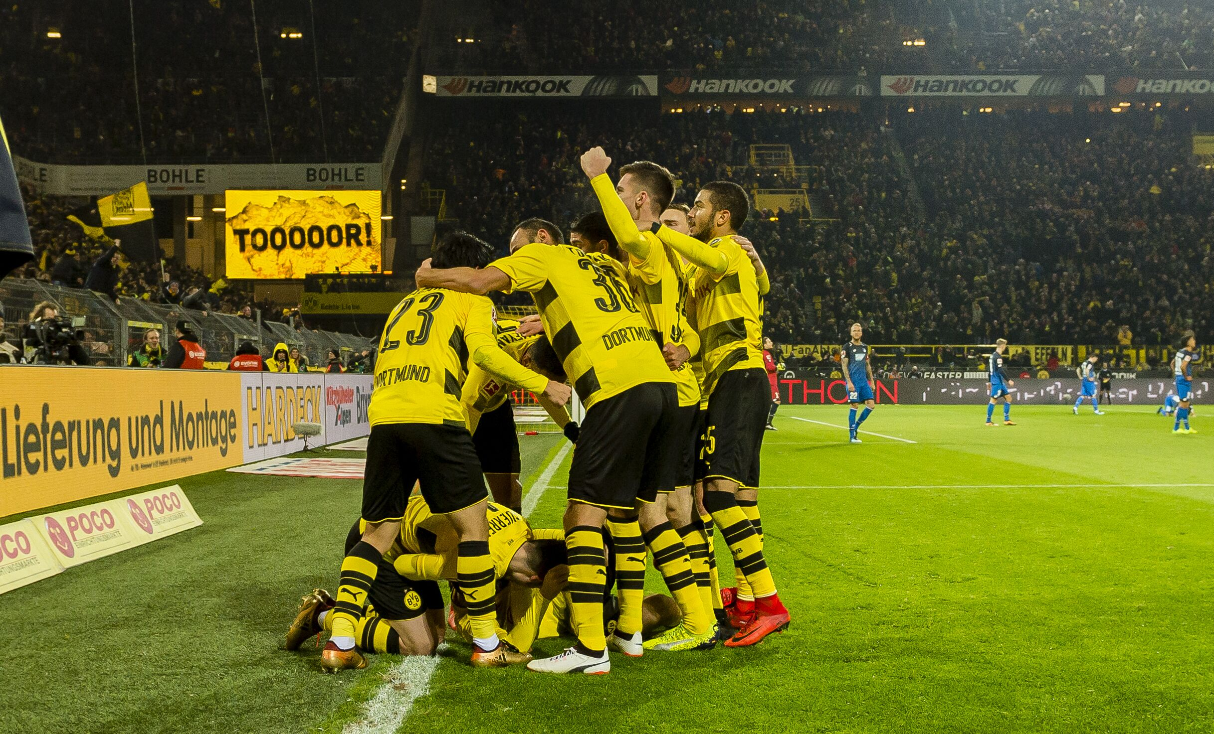 three things borussia dortmund must do to beat bayern munich