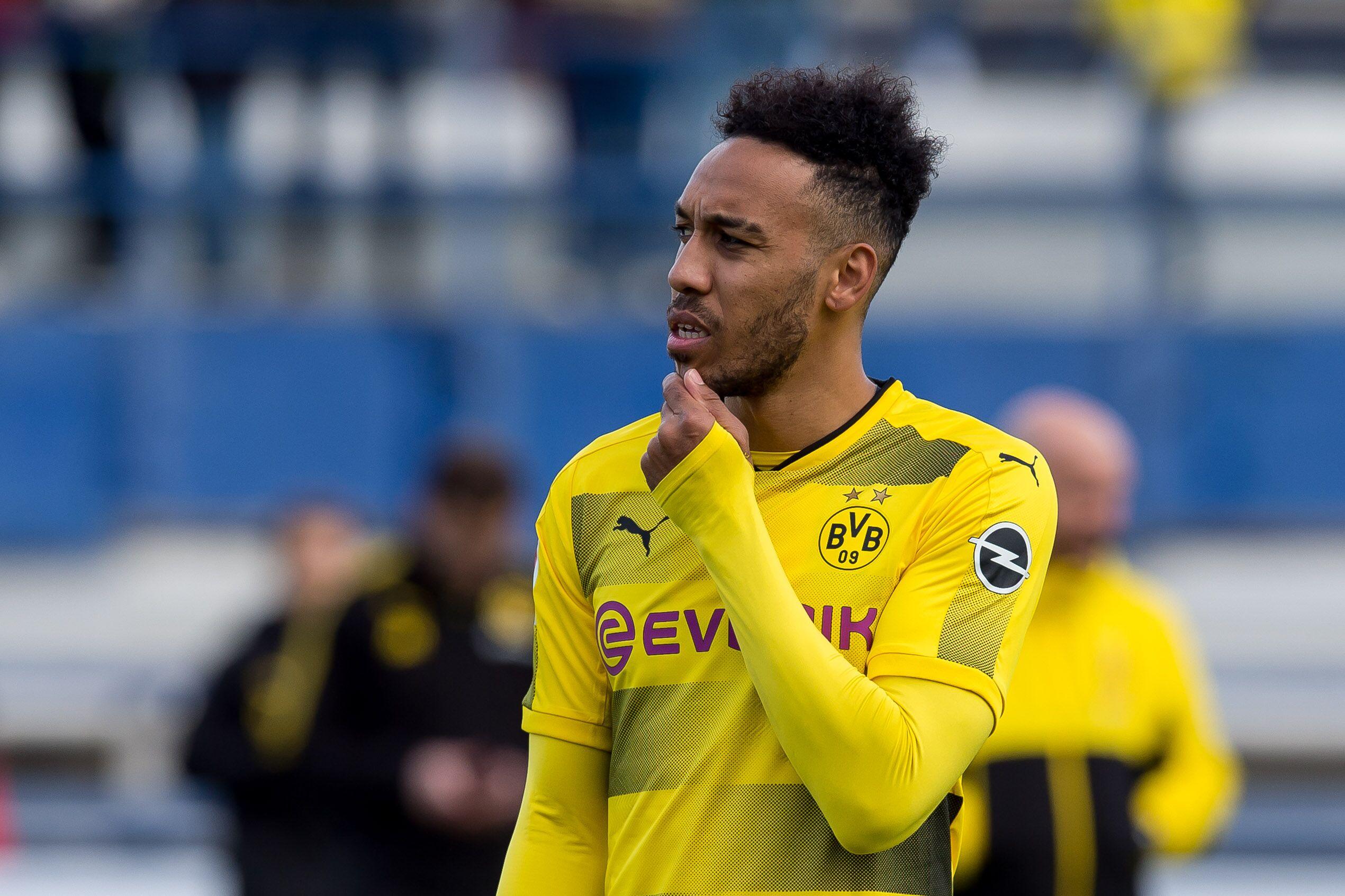 d51cce685 Arsenal make €50 million bid for Borussia Dortmund star Pierre Emerick  Aubameyang