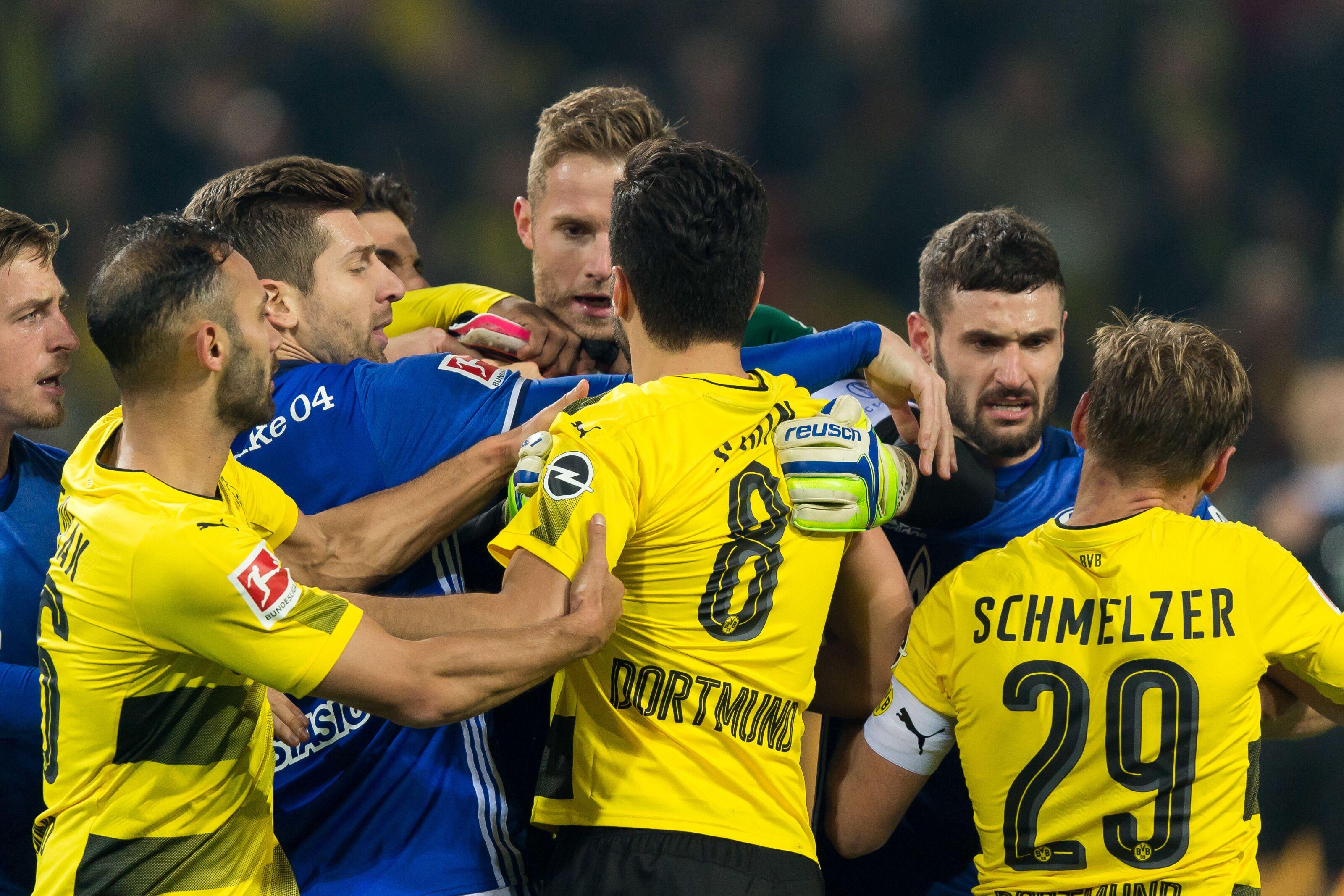 Schalke - Dortmund