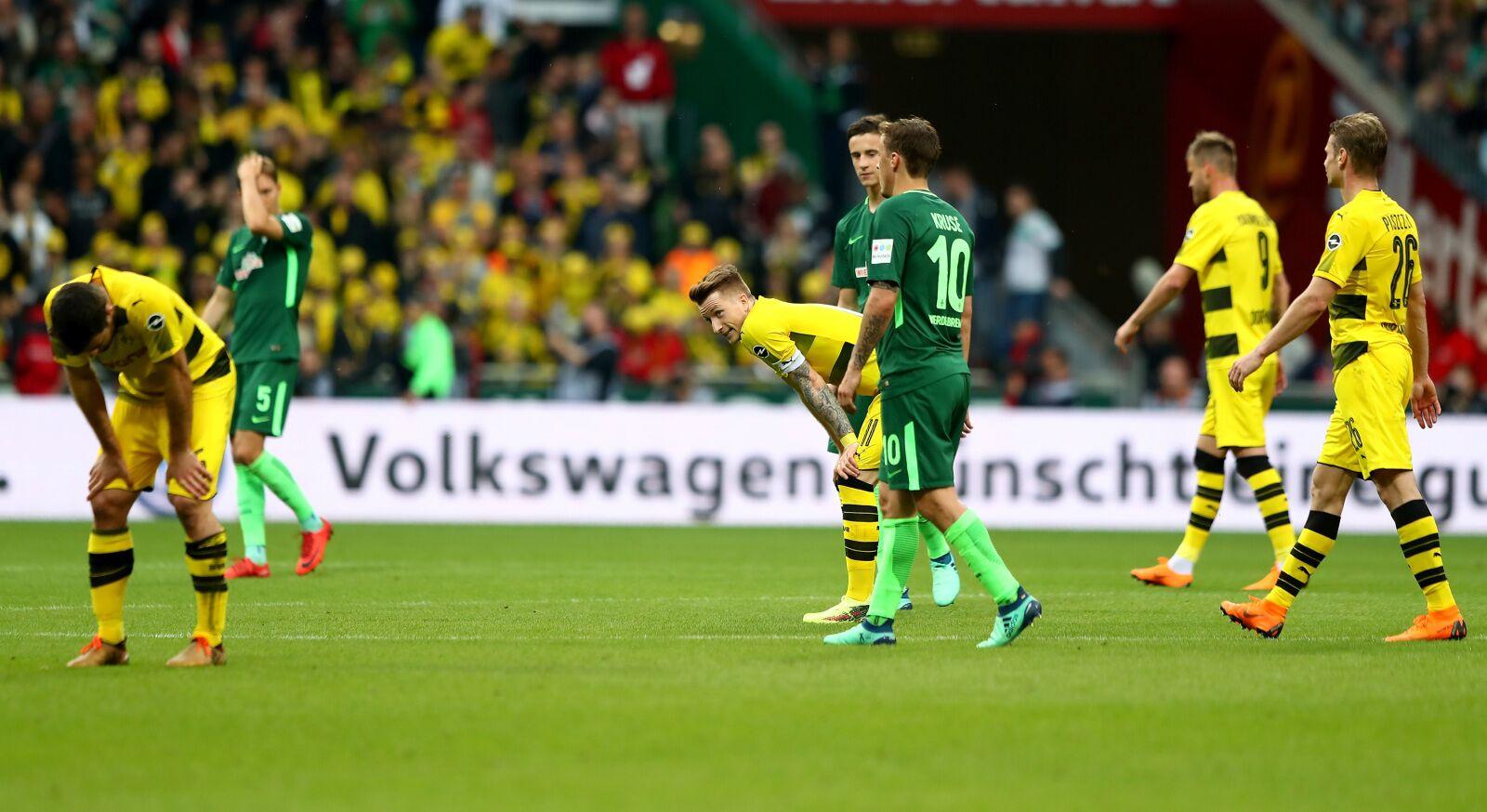 Werder Bremen Dortmund
