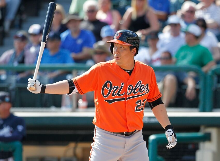 fad5675bf Hyun Soo Kim unlikely to make Baltimore Orioles roster