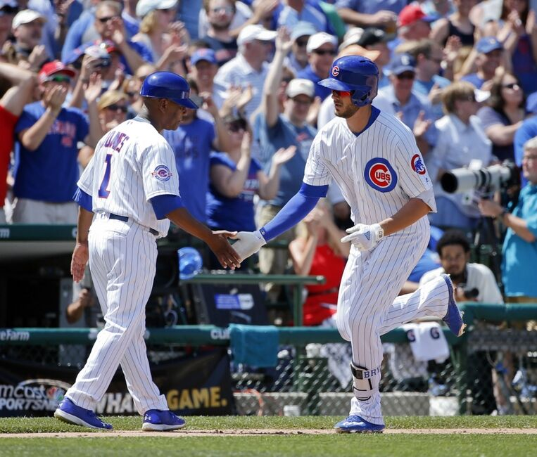 7f01b074123945 Chicago Cubs: Kris Bryant Not Interested in Home Run Derby