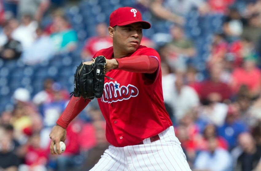 Philadelphia Phillies: Jeanmar Gomez Ran Out of Gas