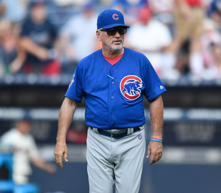 d80d459b Chicago Cubs: Did Joe Maddon Over-Manage During the World Series?