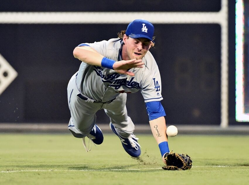 9d8f5a2e4f5 Los Angeles Dodgers  Is the Rich Hill and Josh Reddick trade a bust