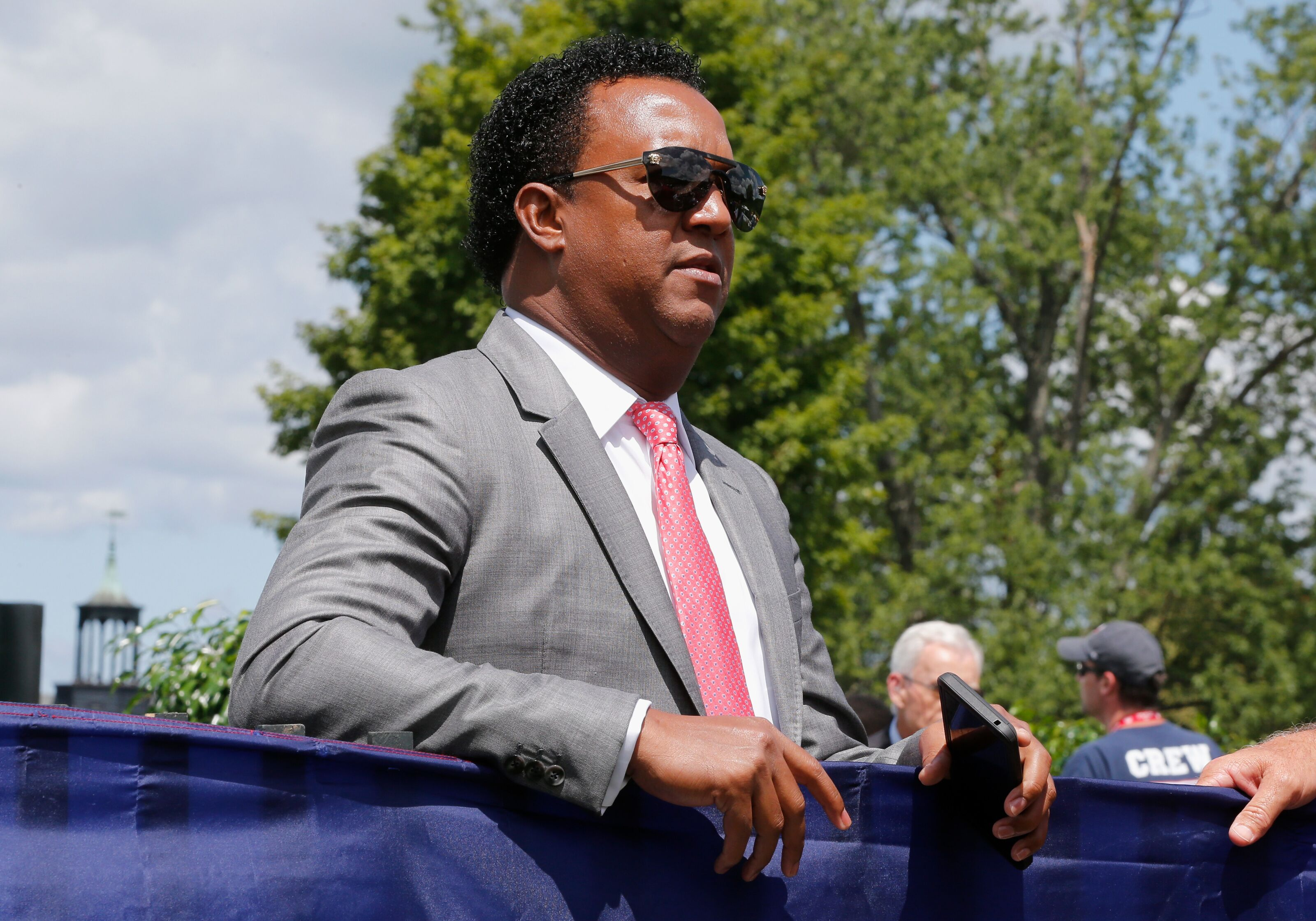9bcd8740b MLB: Pedro Martinez Dissatisfied With Shady International Signings