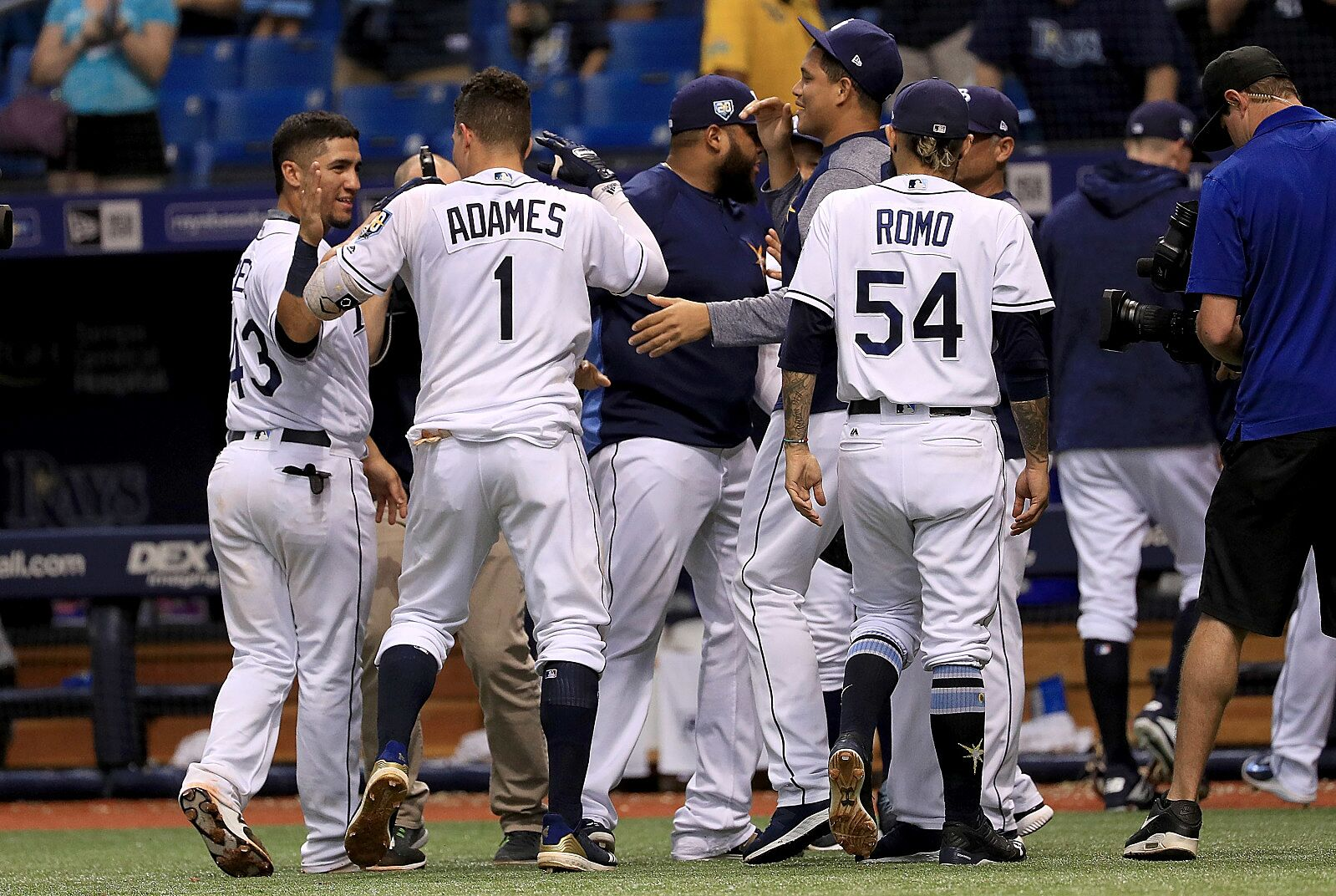 more photos d6d12 b5c18 Tampa Bay Rays defied the odds in 2018 - will that continue?