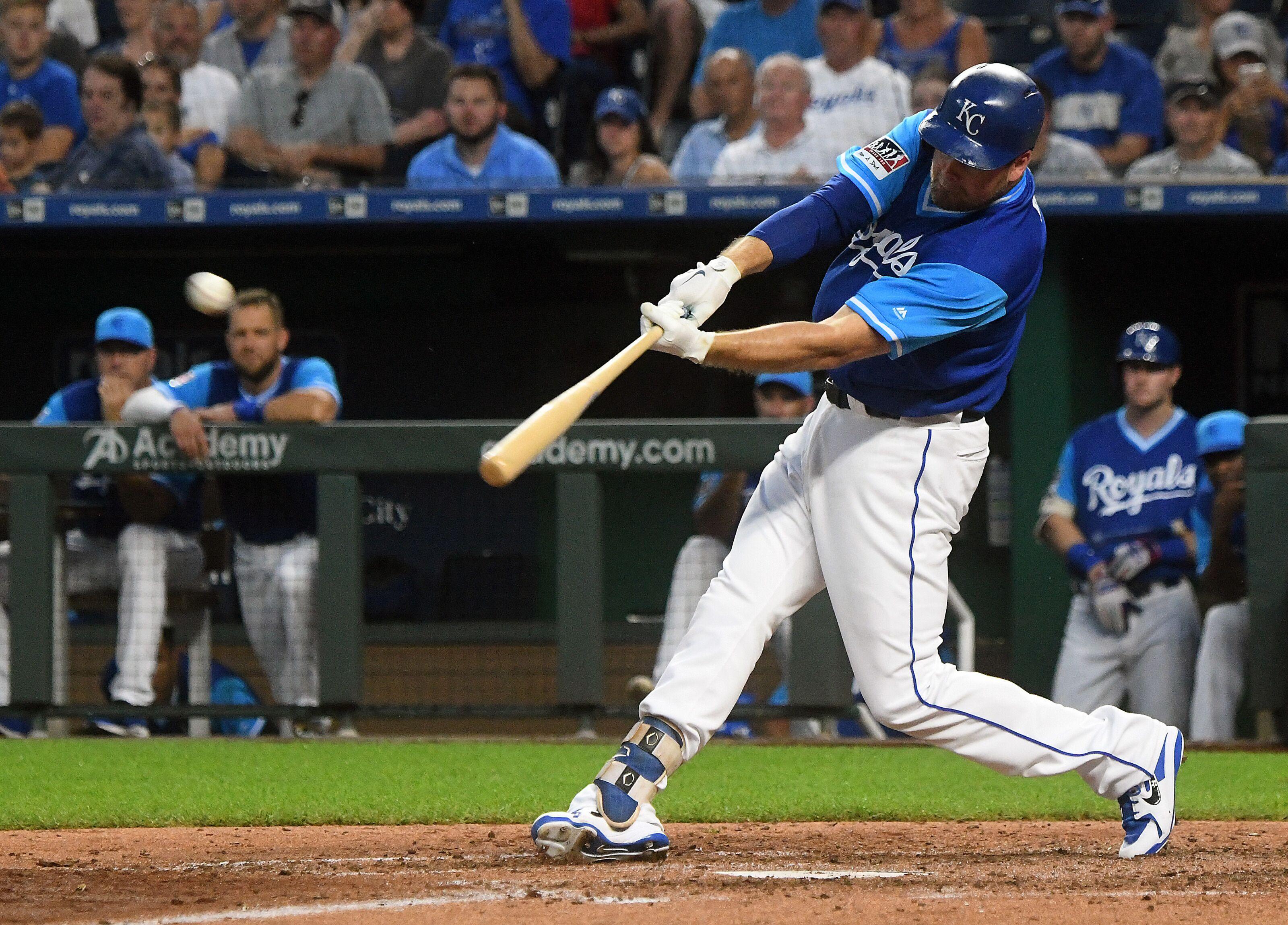 Kansas City Royals trade Lucas Duda to the Atlanta Braves