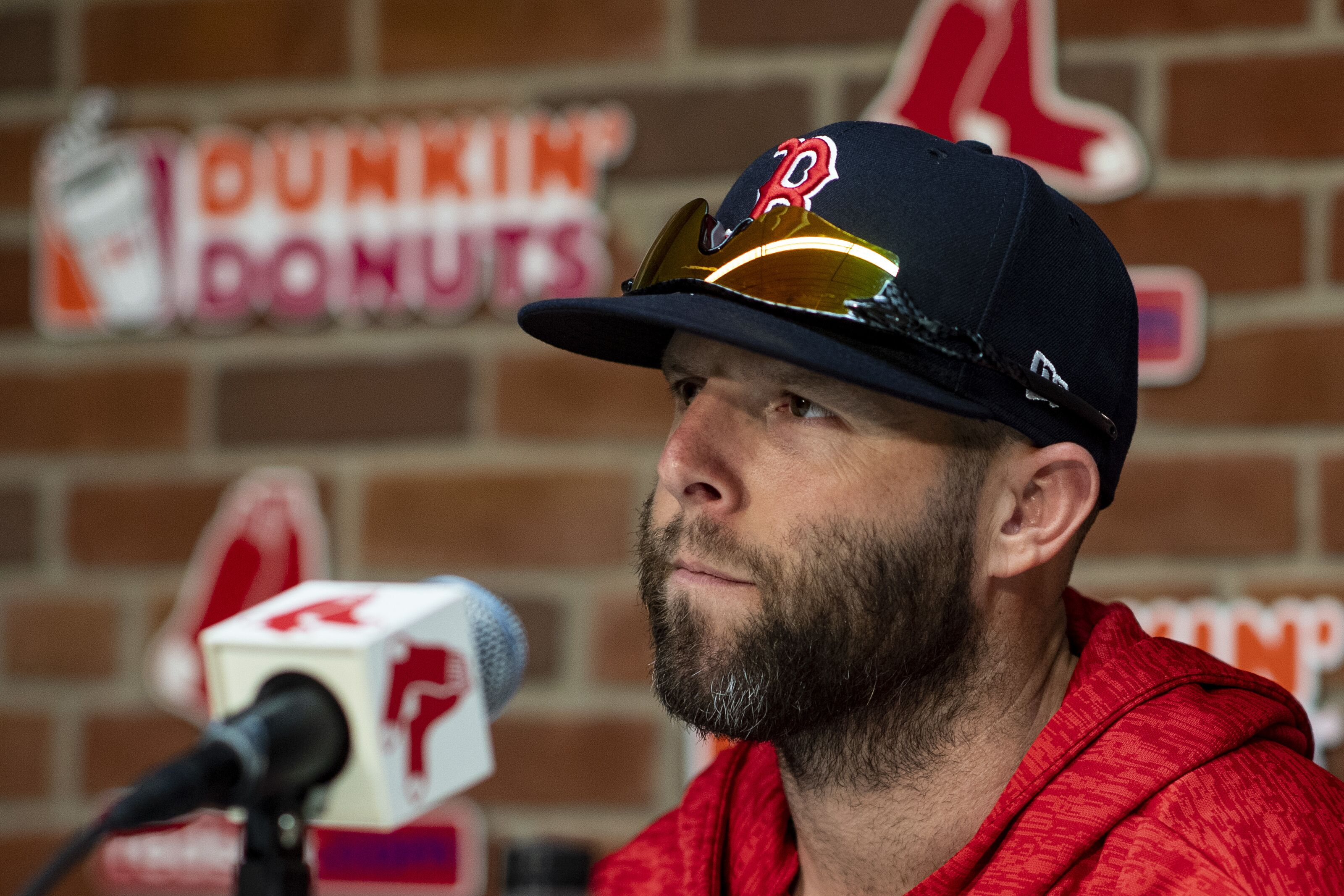 fd291090d Boston Red Sox officially moving on from Dustin Pedroia in 2018
