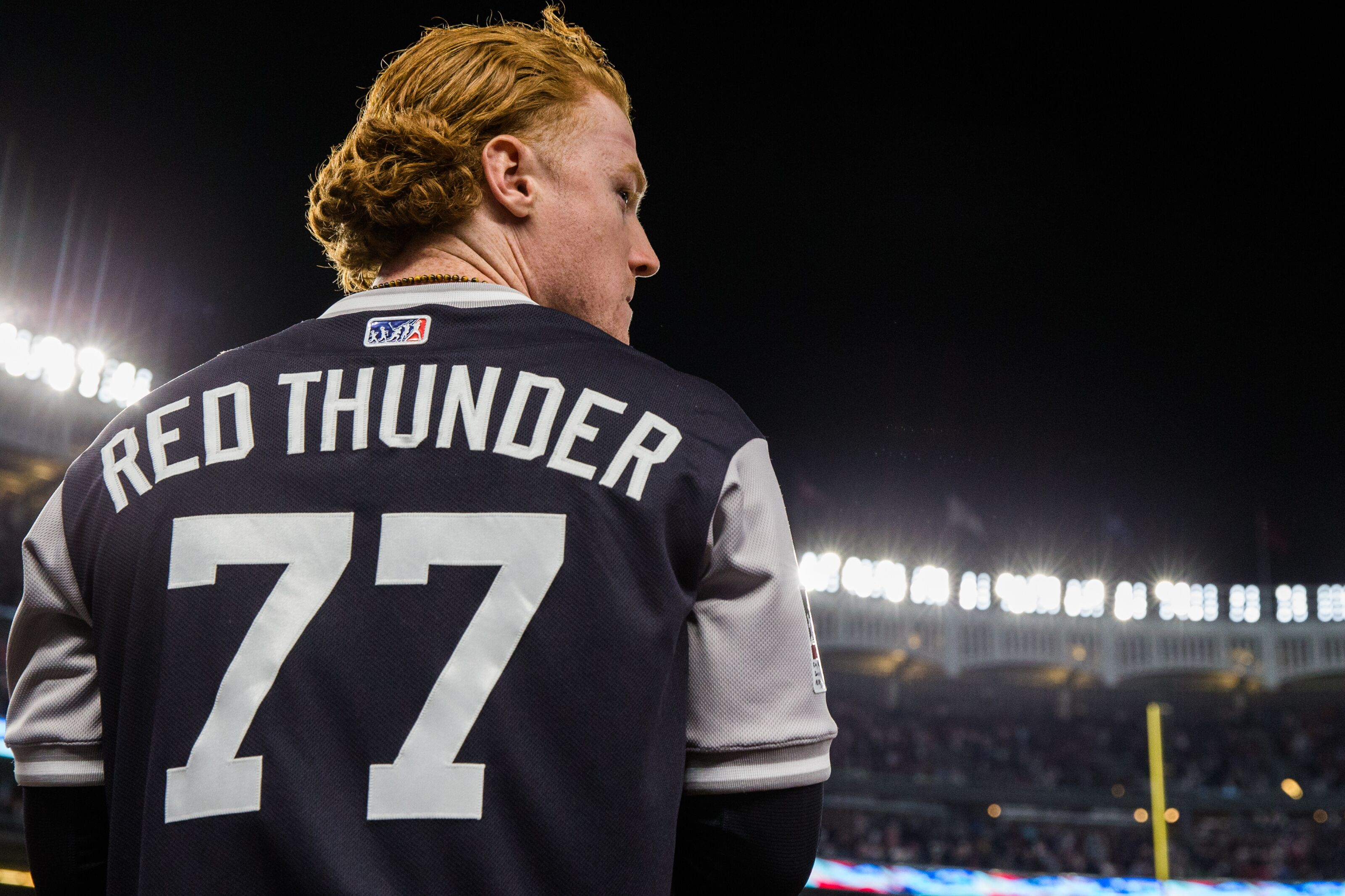 New York Yankees: Clint Frazier taunts critics after defensive play