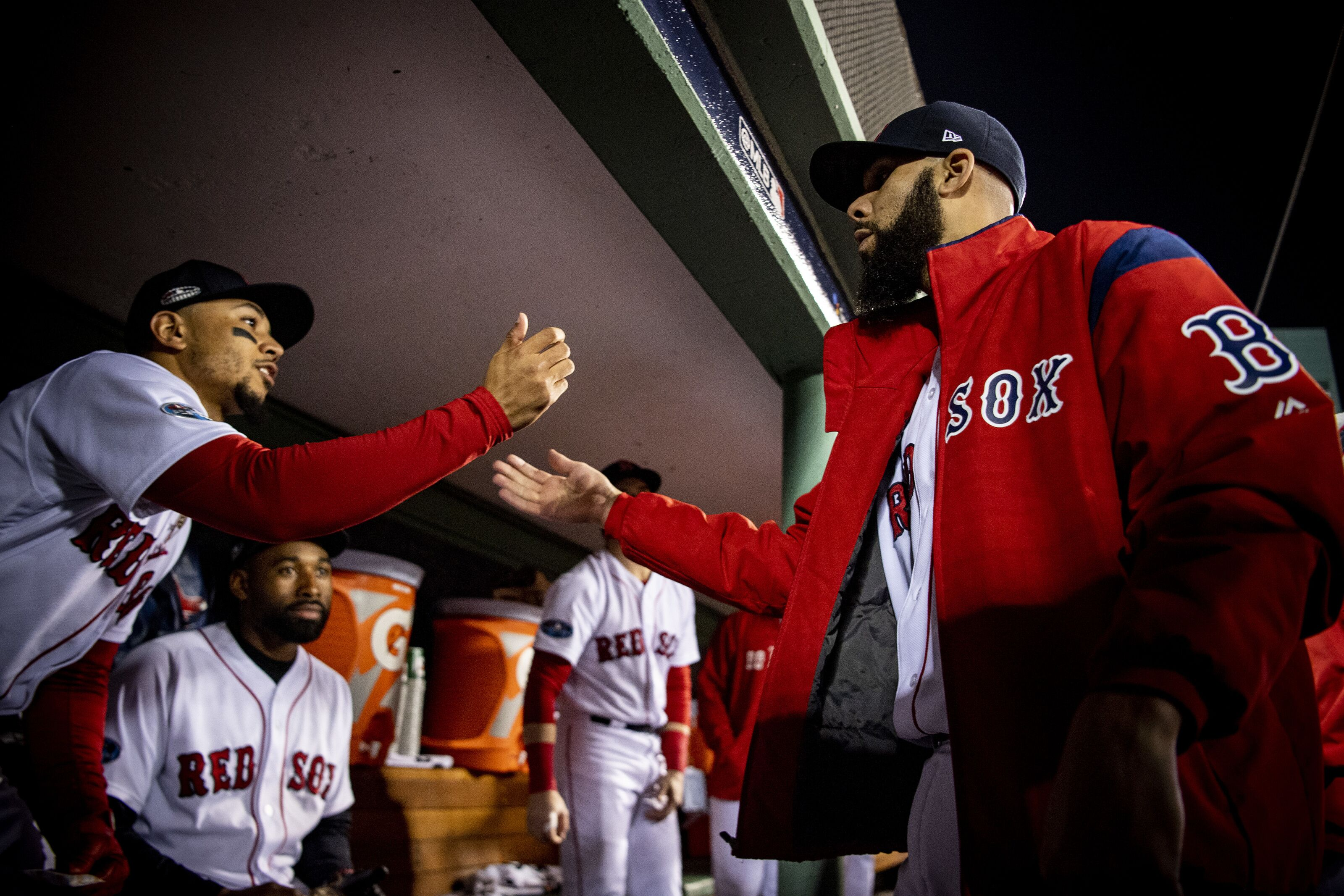 Boston Red Sox: How David Price is the key to Mookie Betts