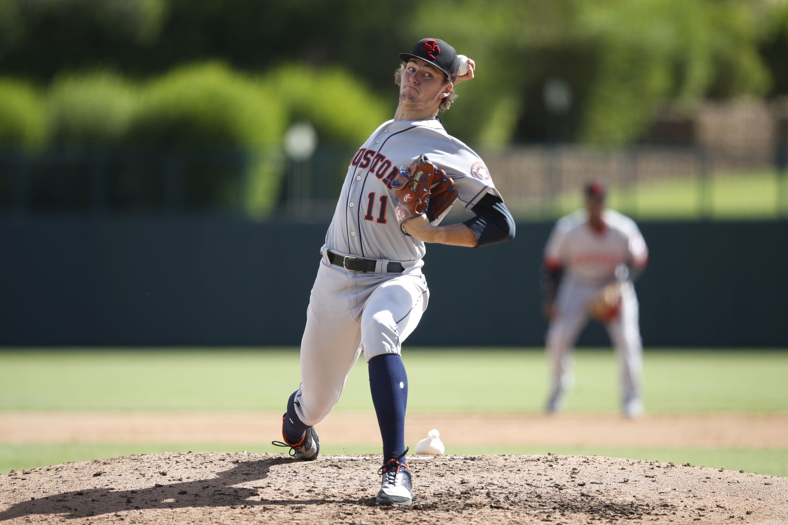 The Houston Astros need to be patient with Forrest Whitley