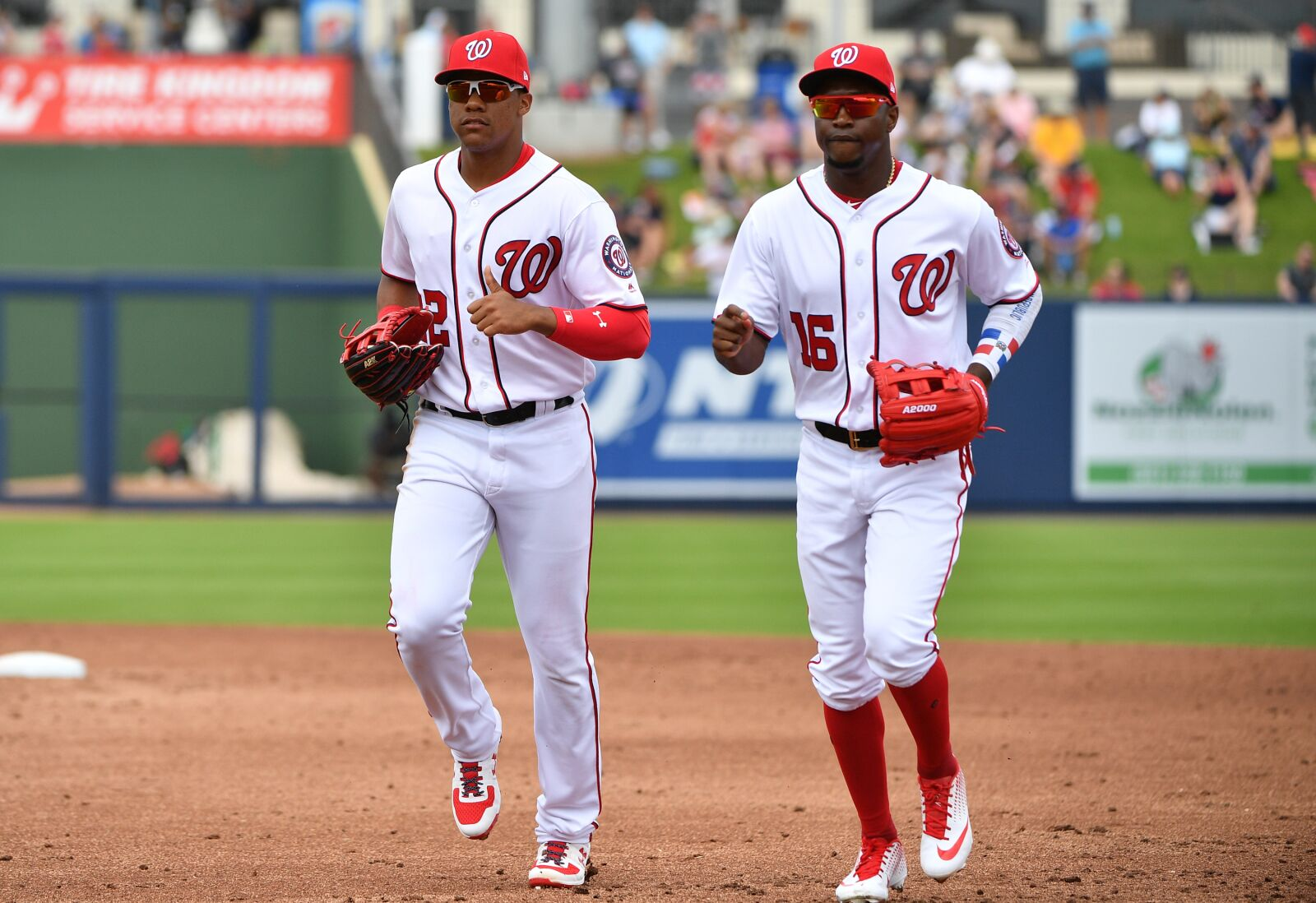 Washington Nationals outfield duo may be the next big thing