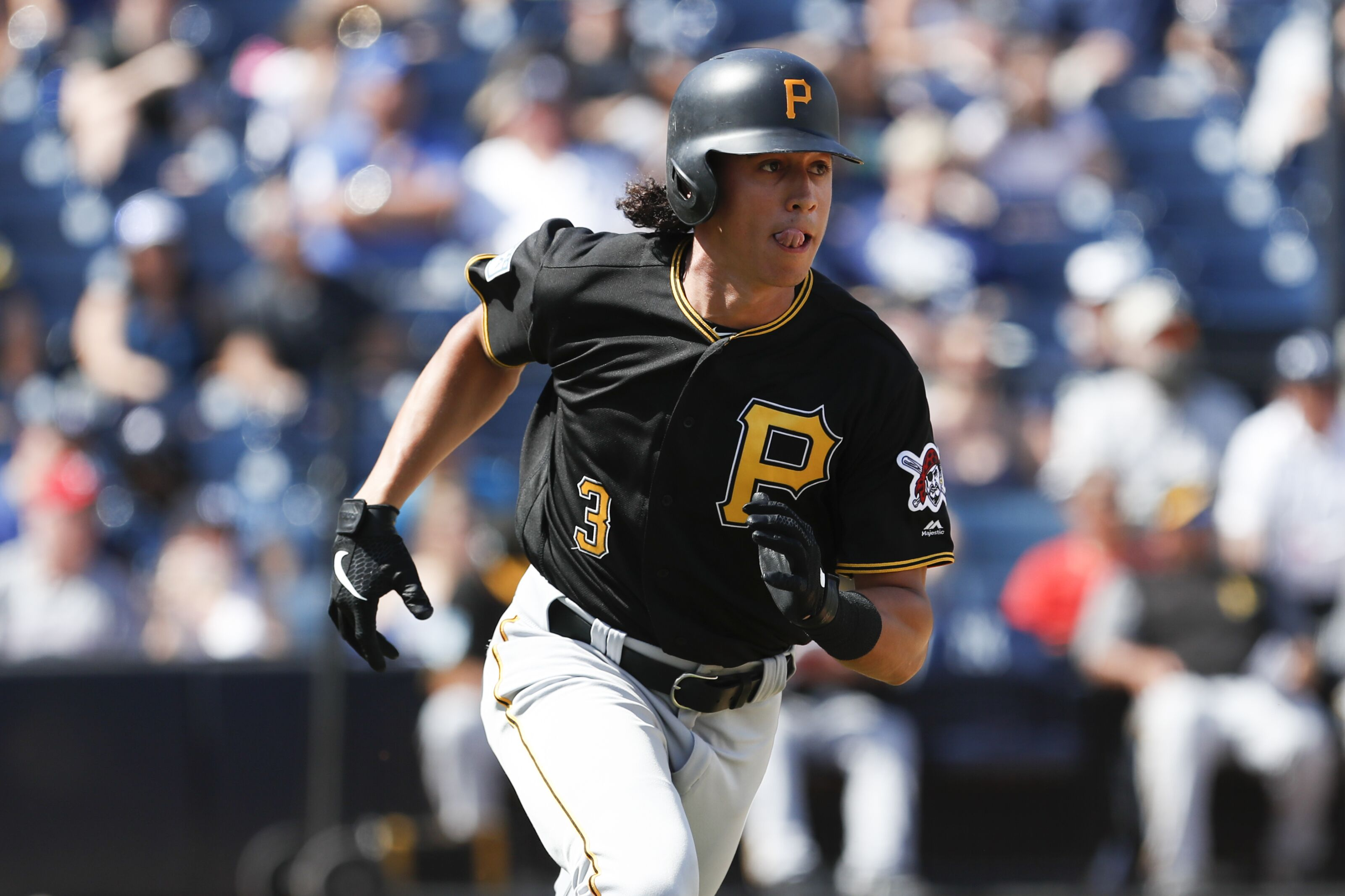 82fa00018 Pittsburgh Pirates future is now at shortstop