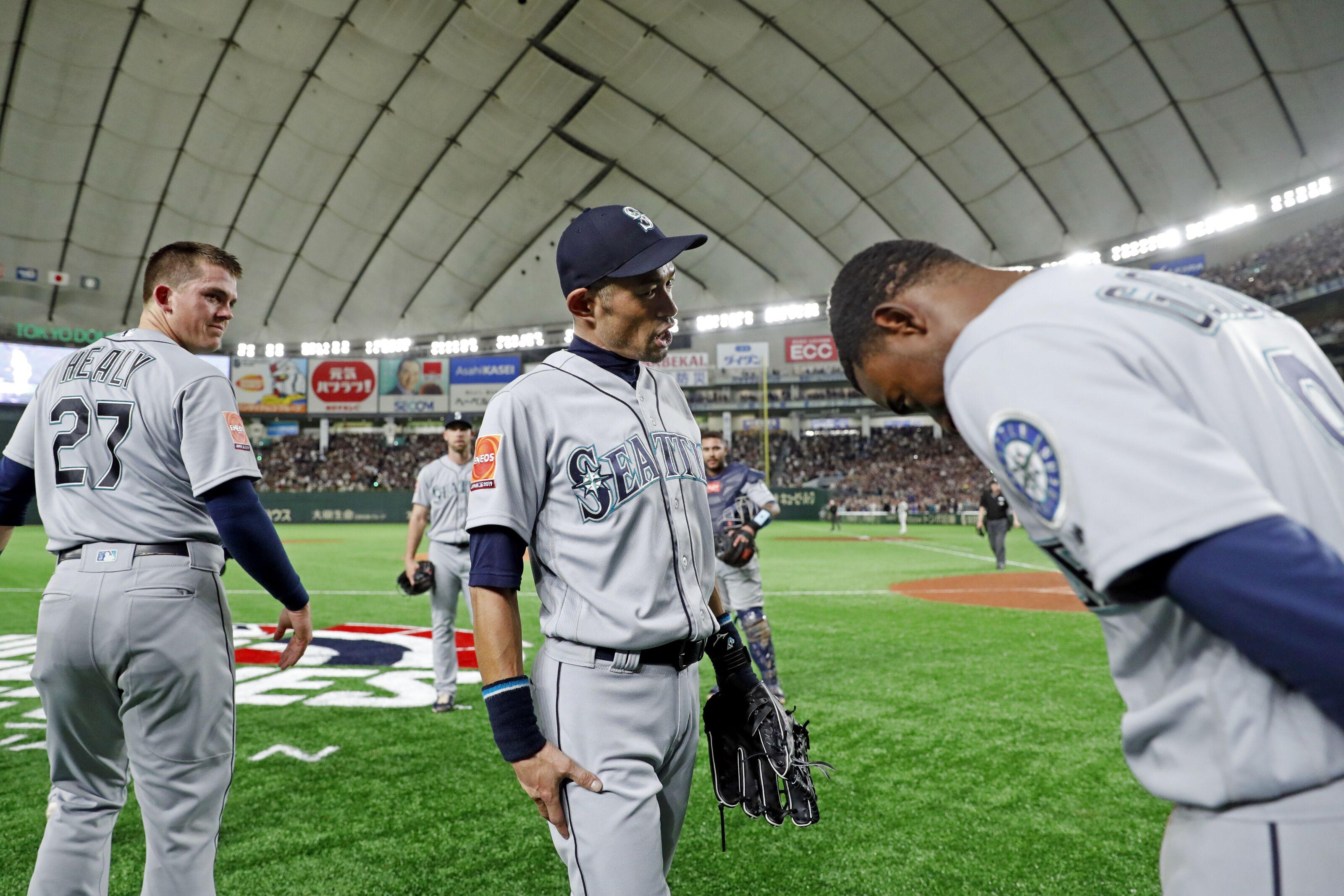 the best attitude 25099 78d4f Seattle Mariners Dee Gordon pens touching tribute to Ichiro ...
