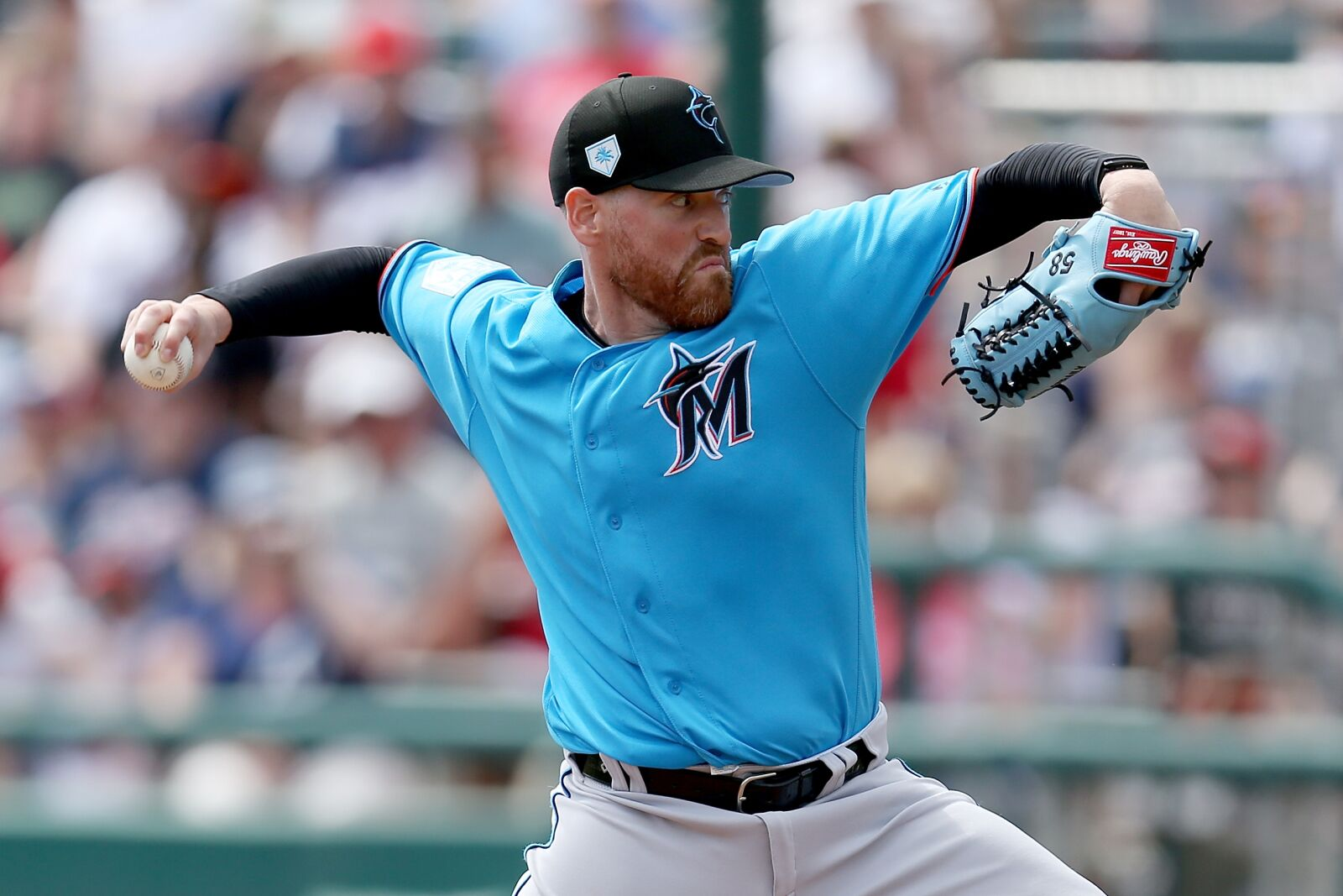 c64810dcfa2 Miami Marlins release Dan Straily in unexpected move