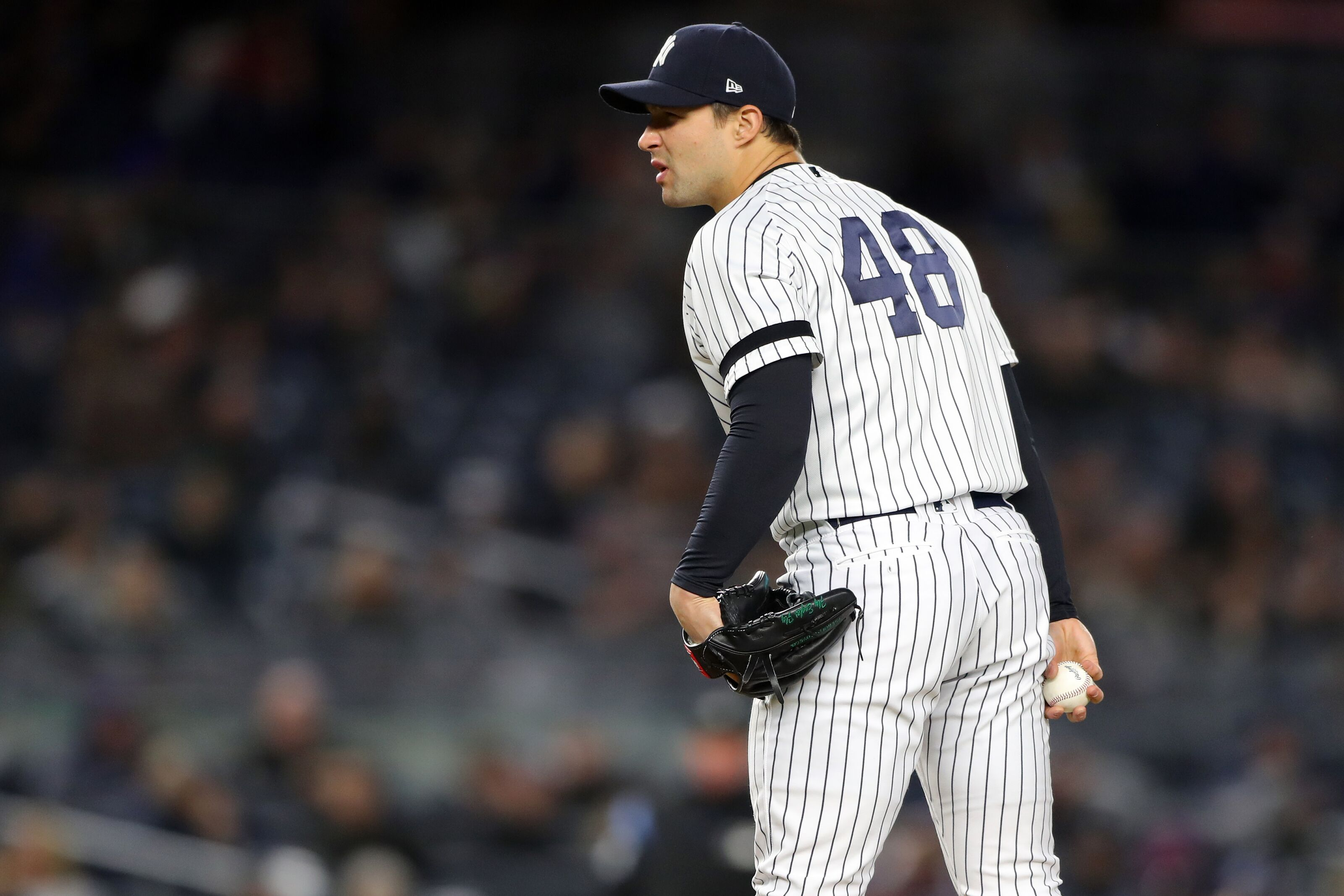 Yankees: This Reliever did Something No Other Yankee Has Ever Done