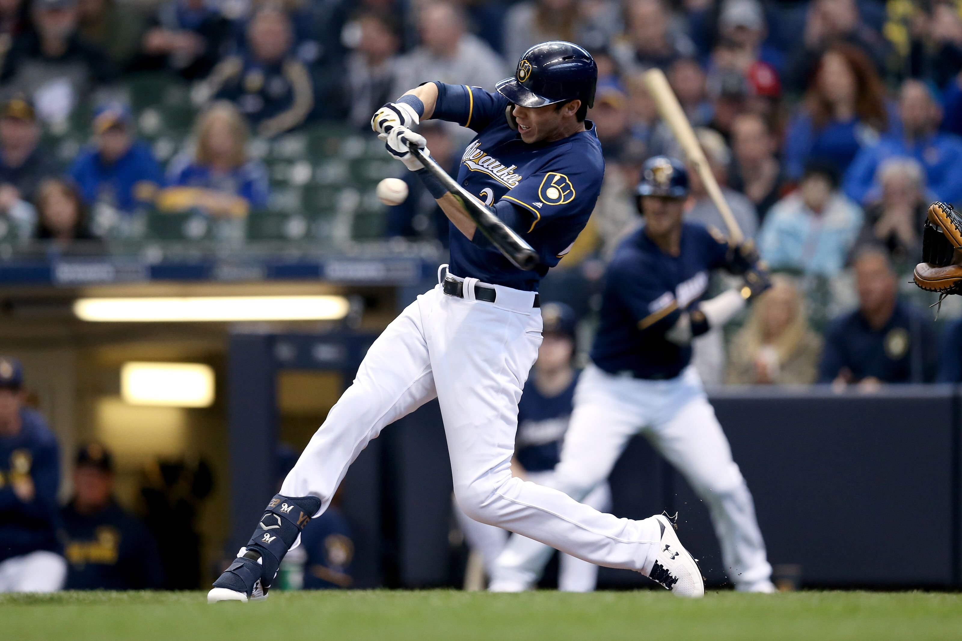 Brewers: Christian Yelich's challenge for the Throne