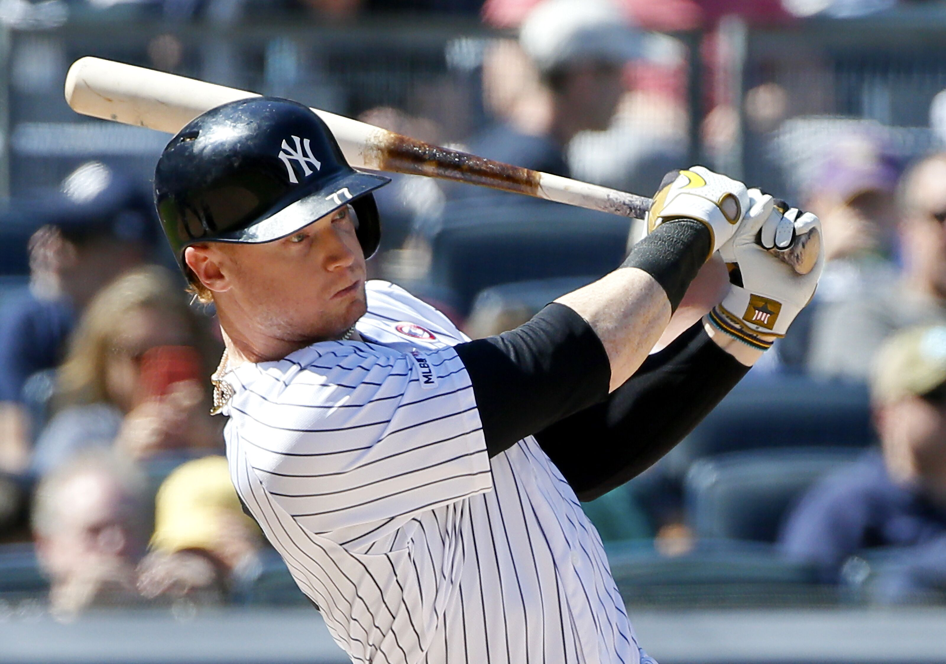 New York Yankees: Where Does Clint Frazier Stand?
