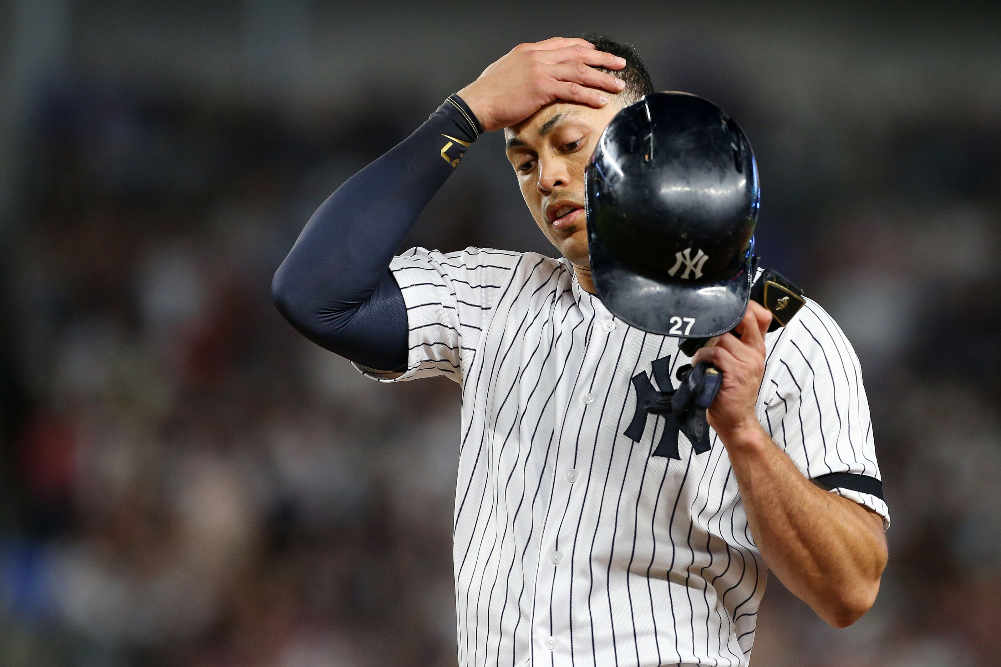 Yankees: Stanton Flirting With Following in Line With Yankee Busts