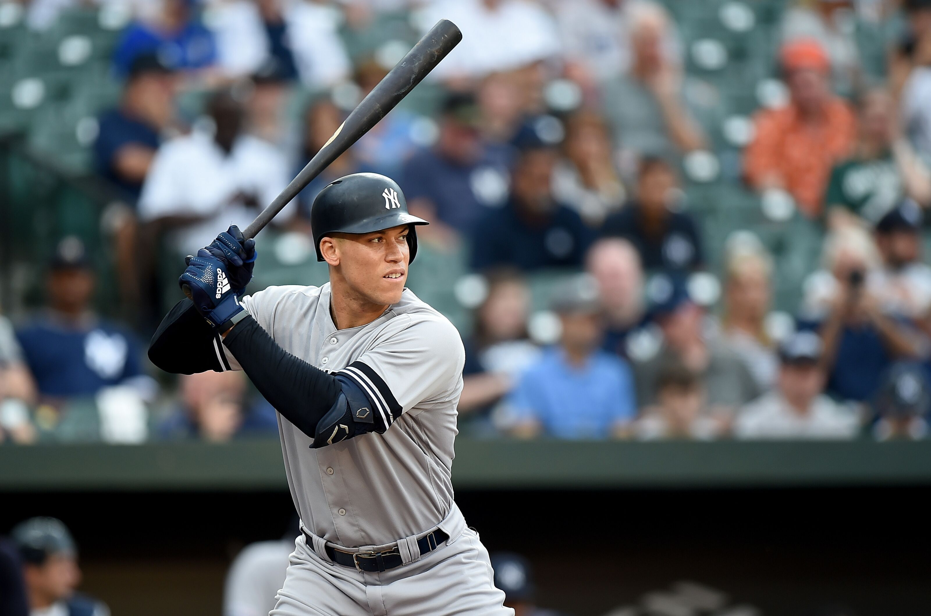 Yankees: Aaron Judge pulls a home run for first time in 2019